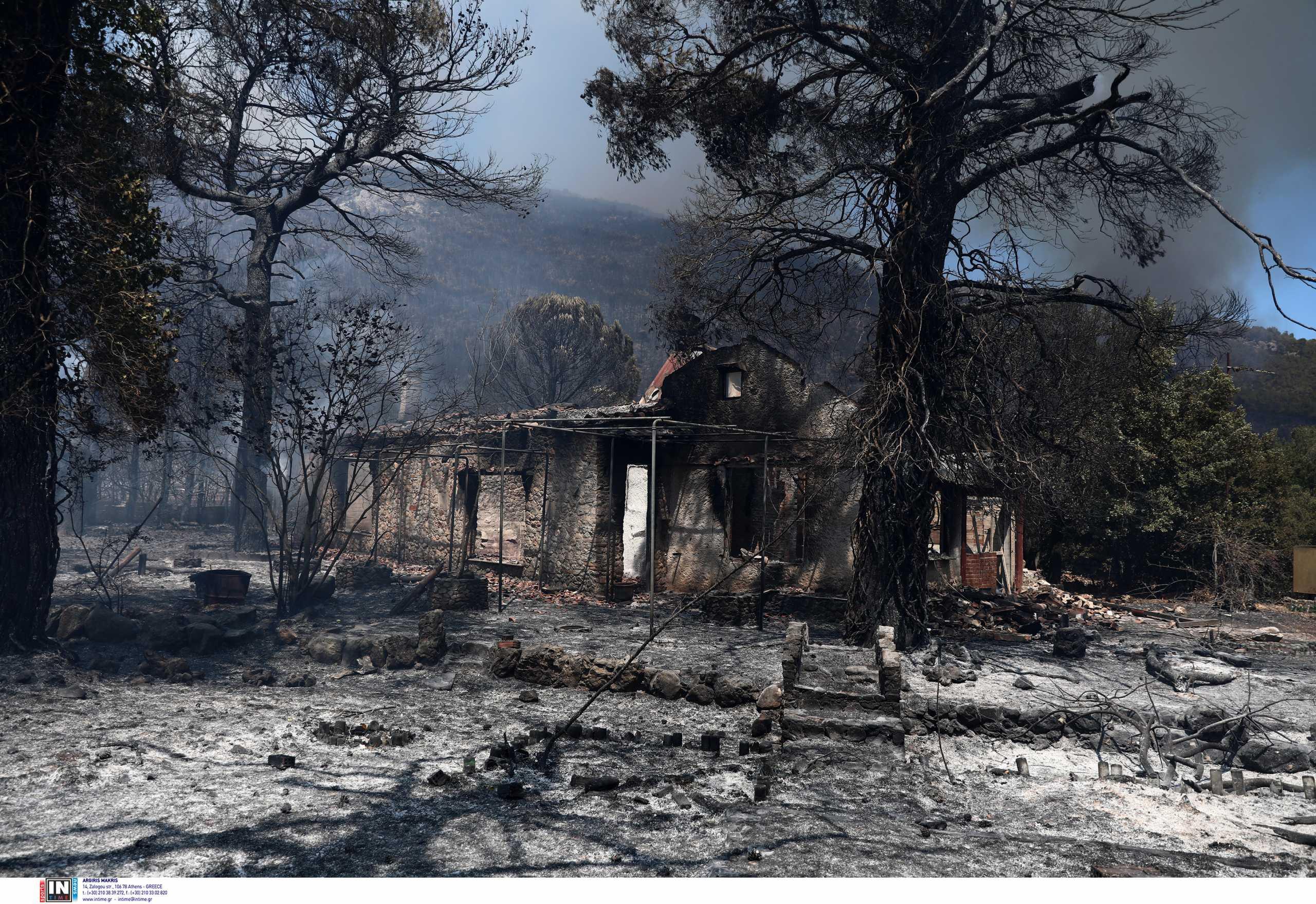 Ασφαλιστικές για πυρόπληκτες περιοχές: Πάνω από 38 εκατ. ευρώ οι αποζημιώσεις