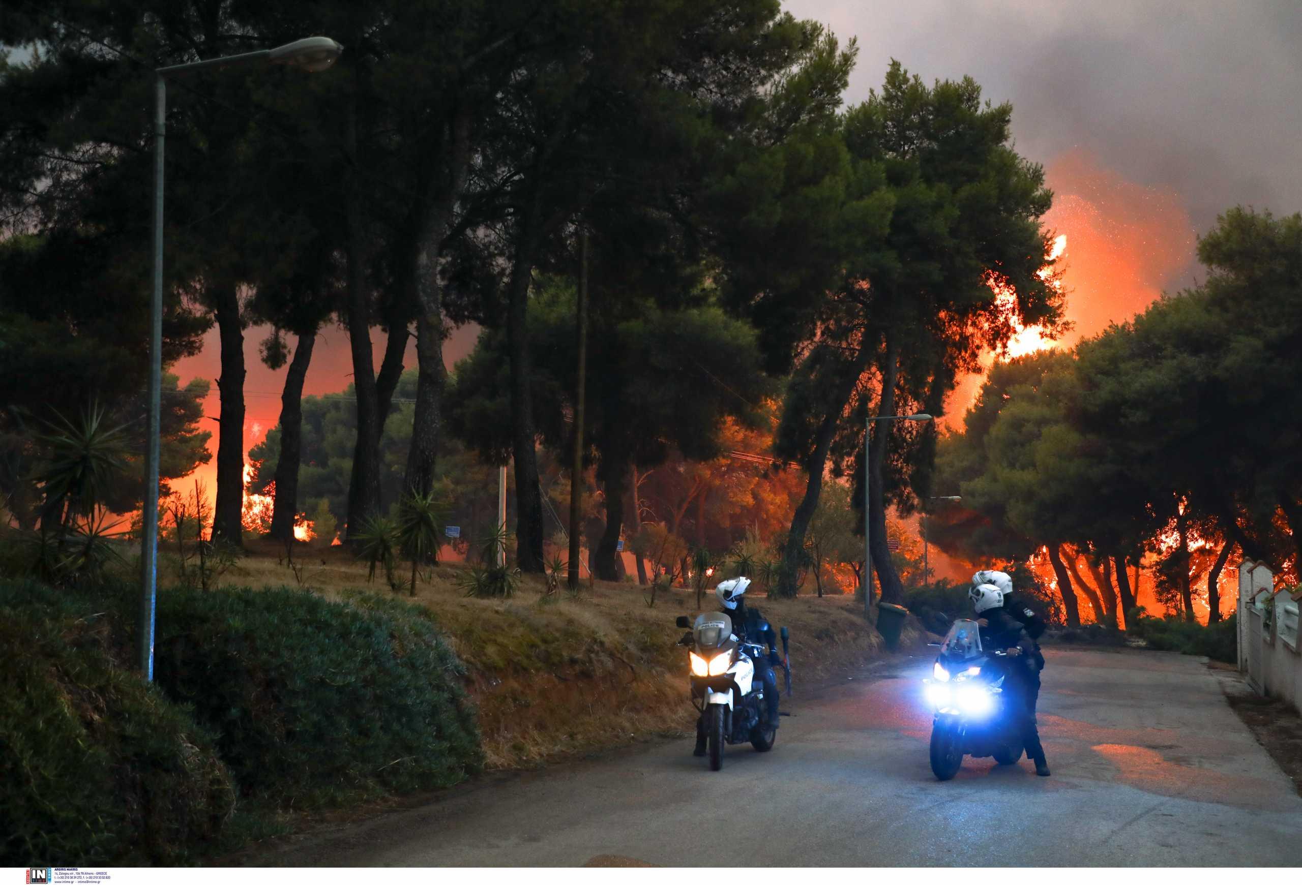 Υπουργείο Υγείας: Όλα τα μέτρα προστασίας των πληγέντων από τις πυρκαγιές – Προσοχή οι ευπαθείς ομάδες!