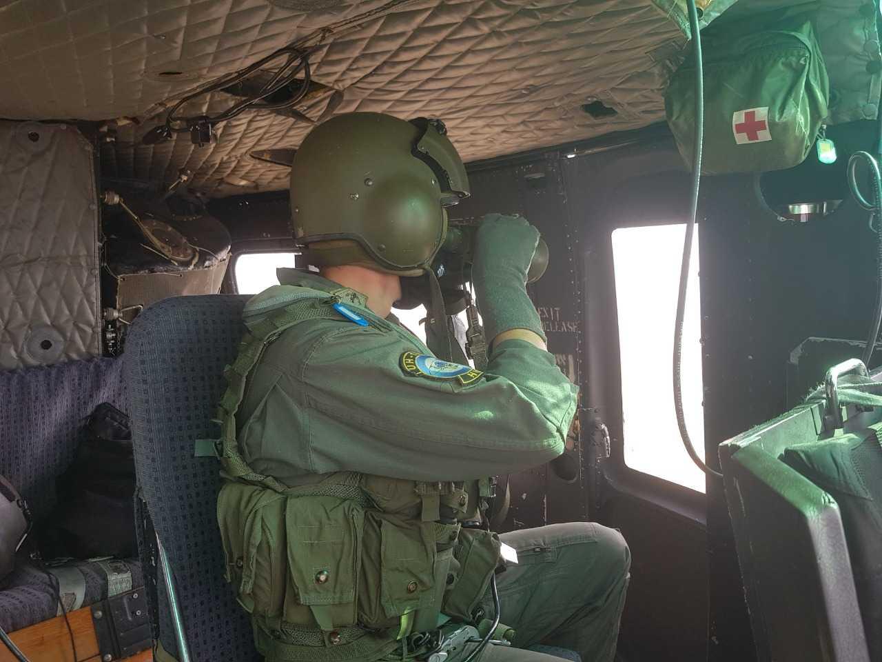 Καρέ – καρέ οι επιχειρήσεις των Ενόπλων Δυνάμεων στα πύρινα μέτωπα