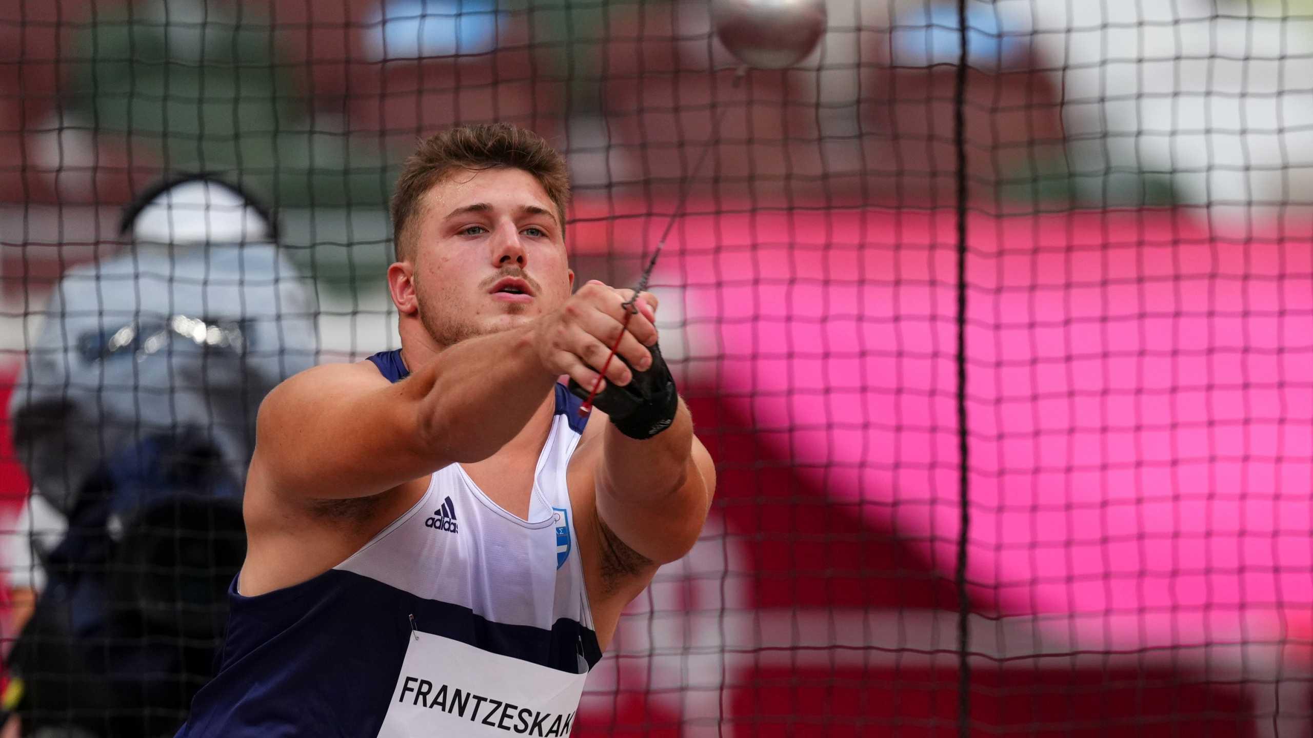 Ολυμπιακοί Αγώνες: Εκτός τελικού σφυροβολίας ο Χρήστος Φραντζεσκάκης