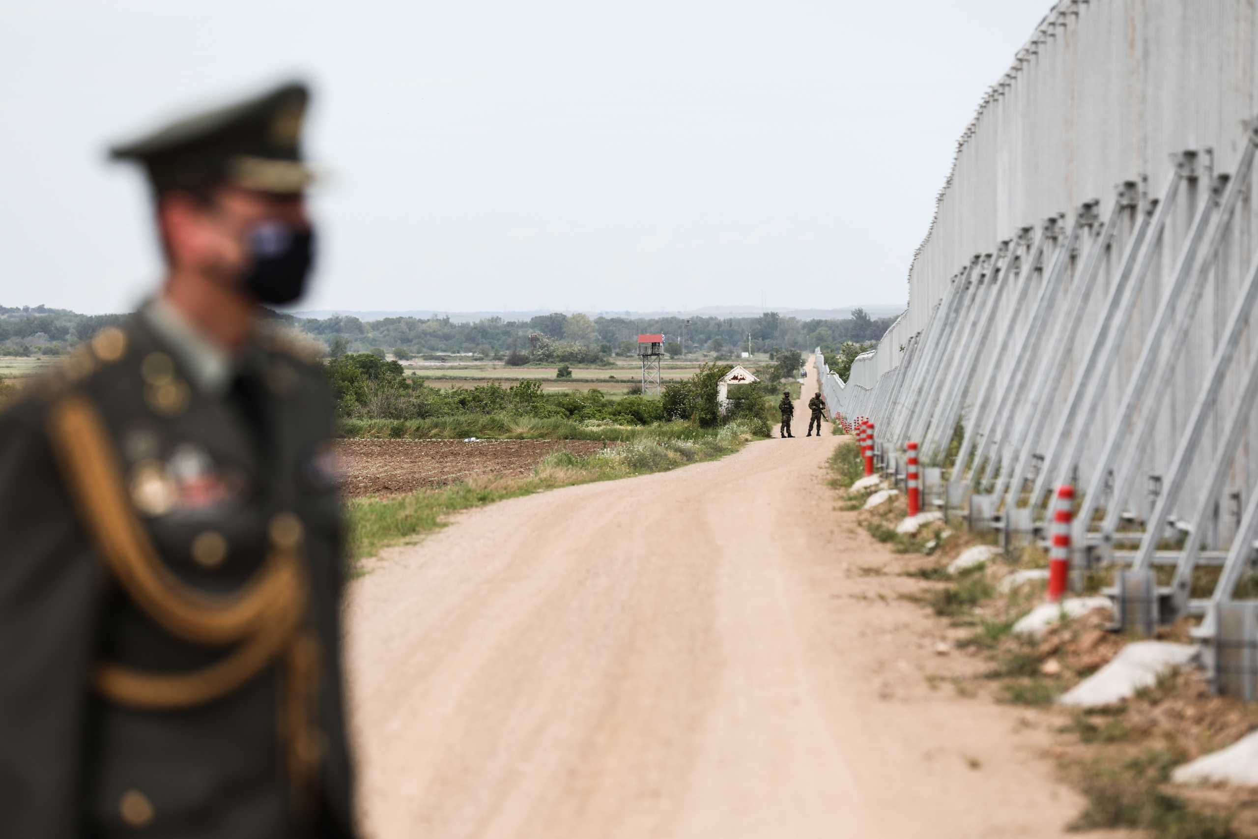 Παναγιωτόπουλος και Χρυσοχοΐδης στον Έβρο: «Τα σύνορα της Ελλάδας θα παραμείνουν ασφαλή και απαραβίαστα»