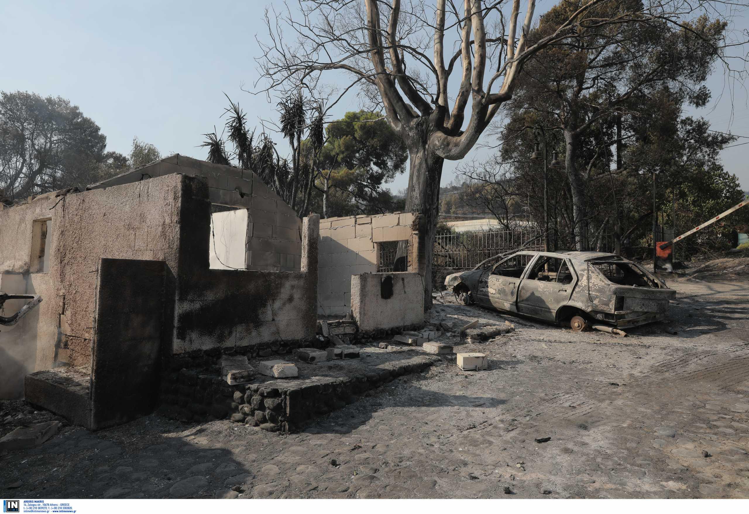Φωτιές: Αυτό είναι το ΦΕΚ για τις αποζημιώσεις των πυρόπληκτων – Οι προϋποθέσεις