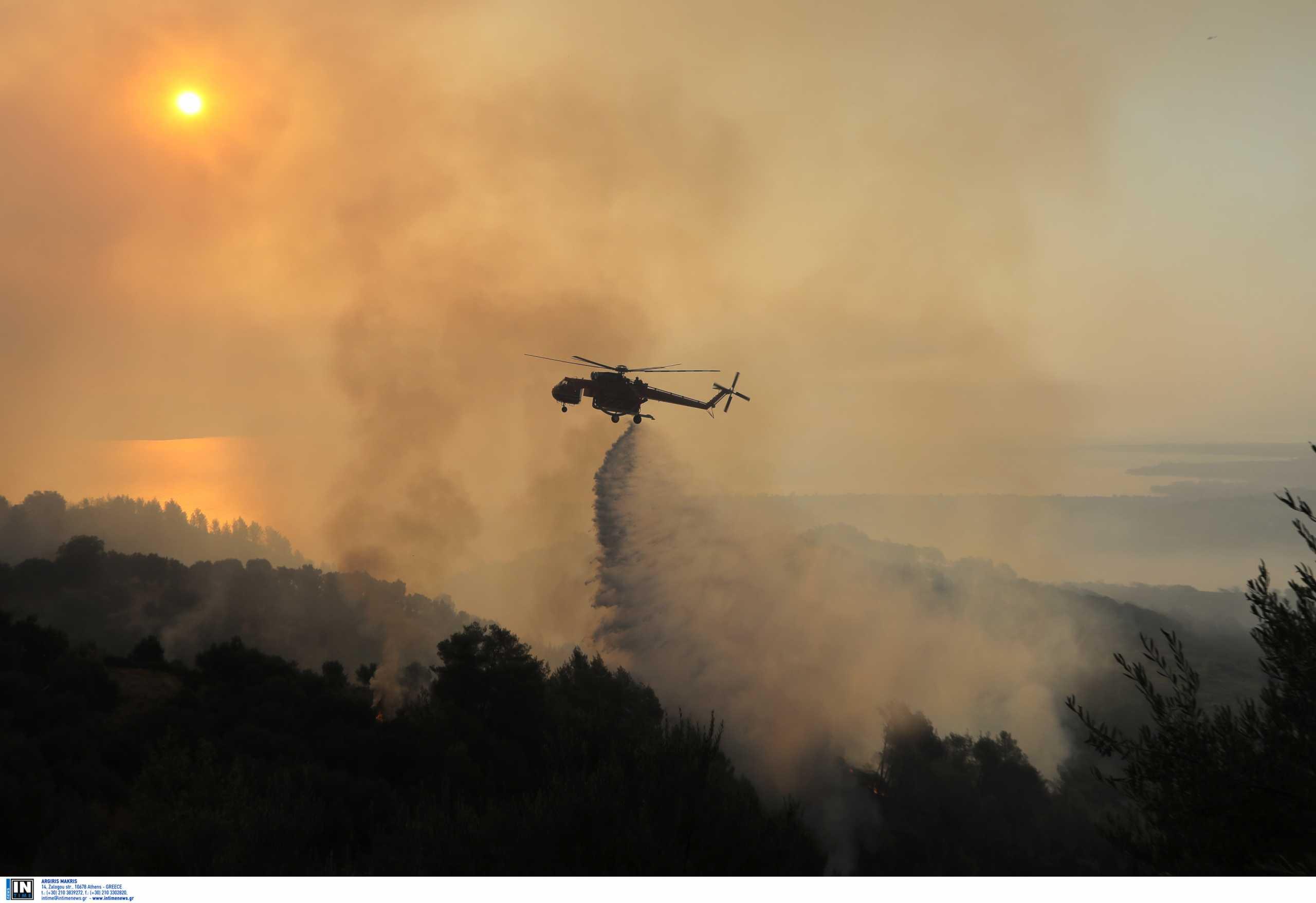 Πολιτική Προστασία: Πολύ υψηλός κίνδυνος πυρκαγιάς σε 7 περιφέρειες