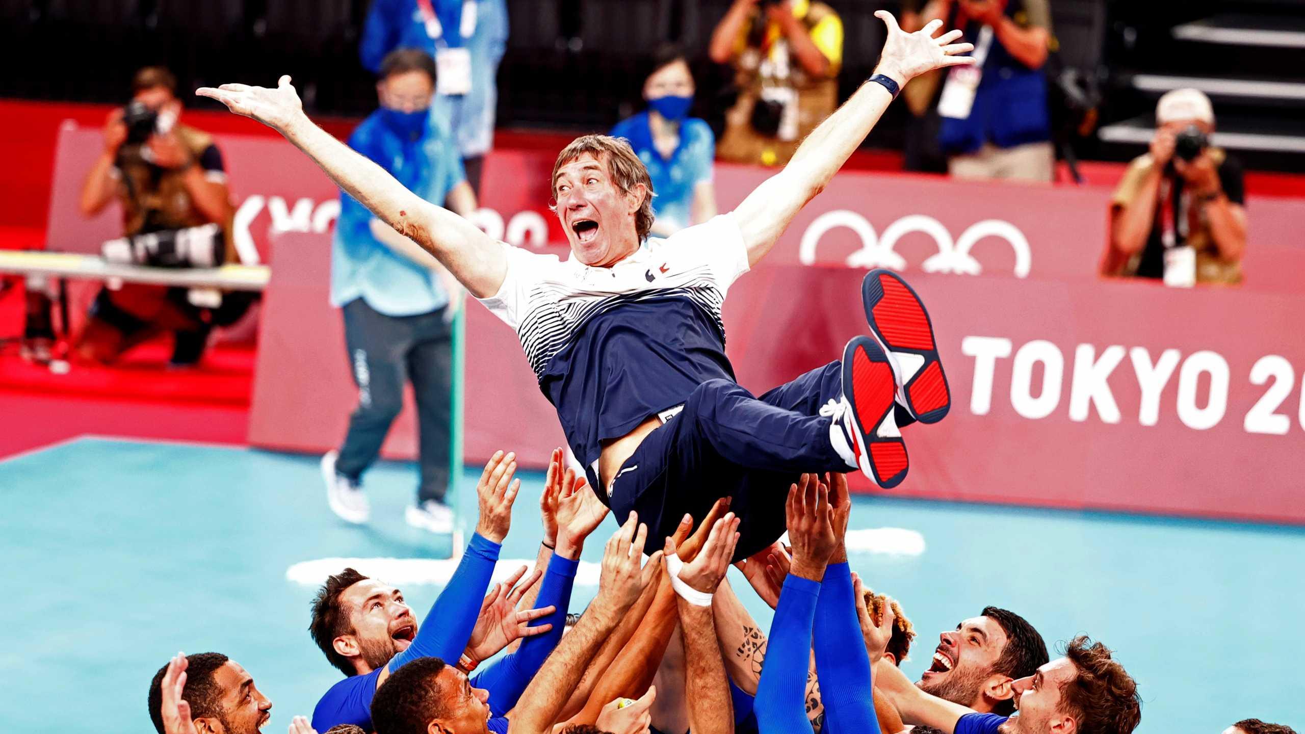 Ολυμπιακοί Αγώνες: Συναρπαστικός τελικός στο βόλεϊ ανδρών και «χρυσή» Γαλλία
