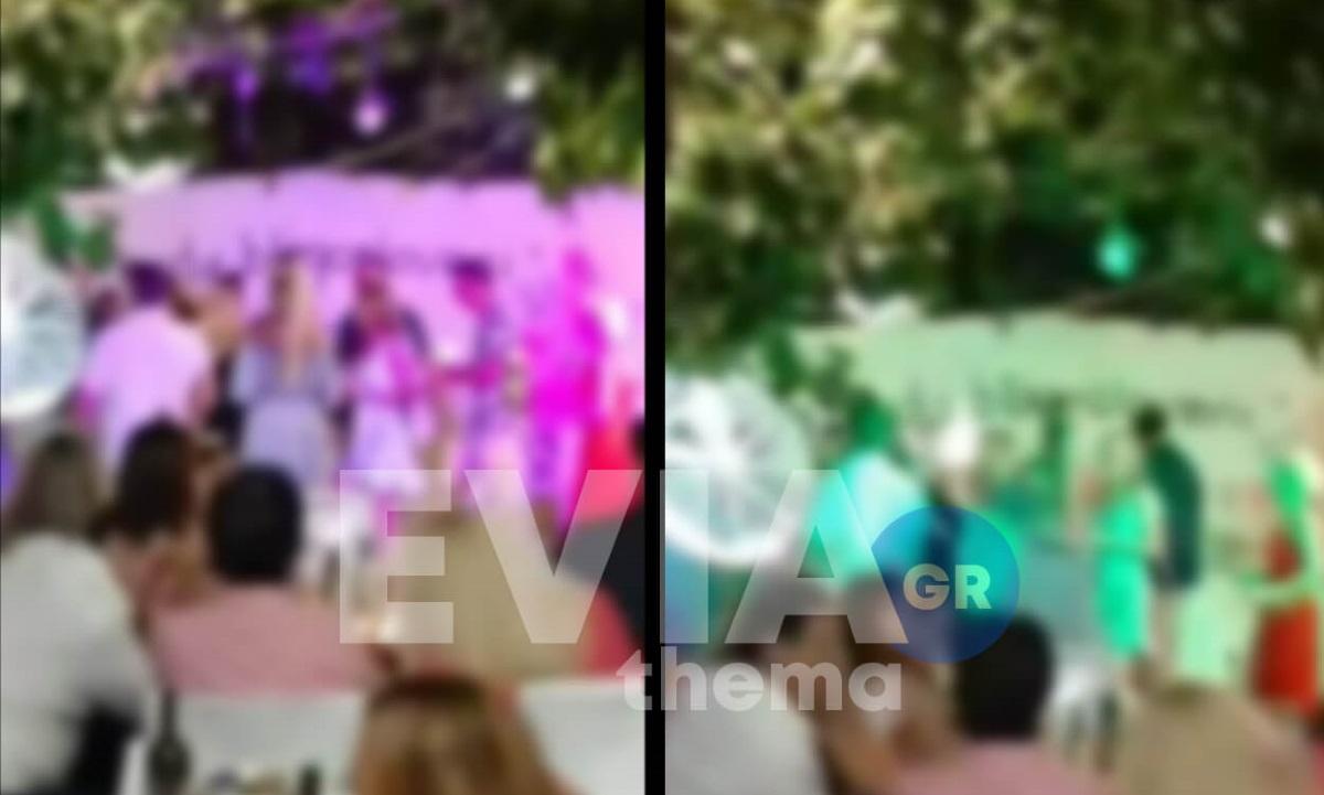 Εύβοια: Έστησαν κορονογλέντι σε γάμο στο Πευκί – Άγριος καβγάς και πρόστιμα