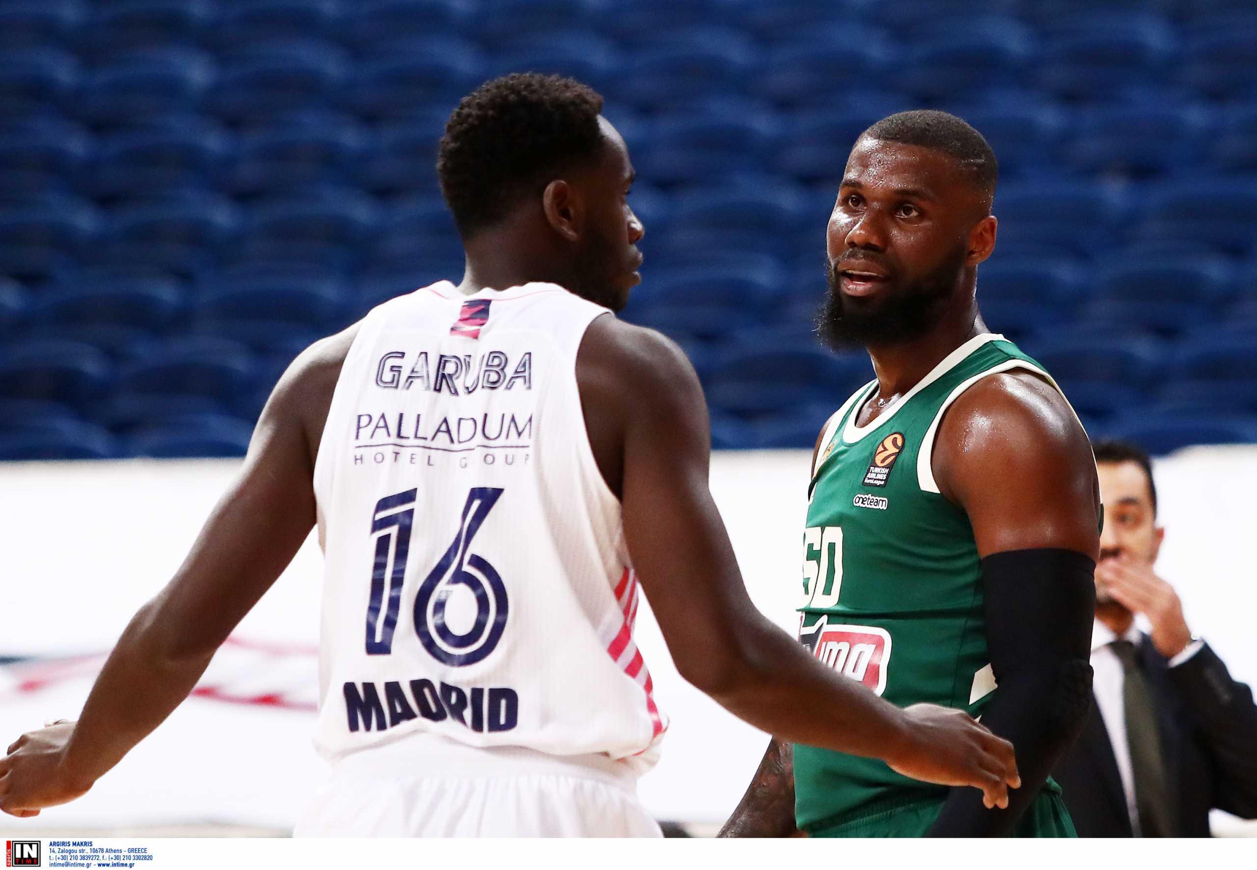 Ο Γκαρούμπα δίνει 3 εκατομμύρια ευρώ στη Ρεάλ Μαδρίτης για να συνεχίσει στο NBA