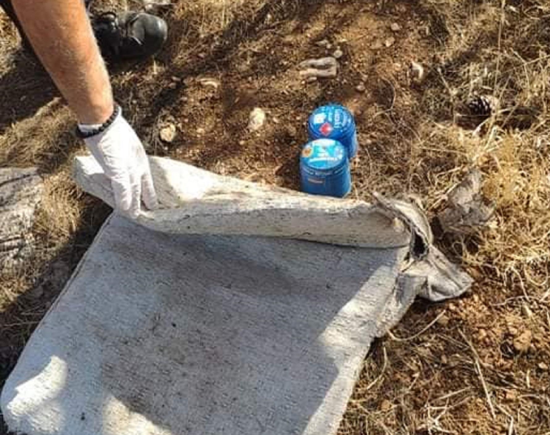 Αργυρούπολη: Βρέθηκαν γκαζάκια στο δάσος της πόλης – Σε συναγερμό οι αρχές δηλώνει ο δήμαρχος