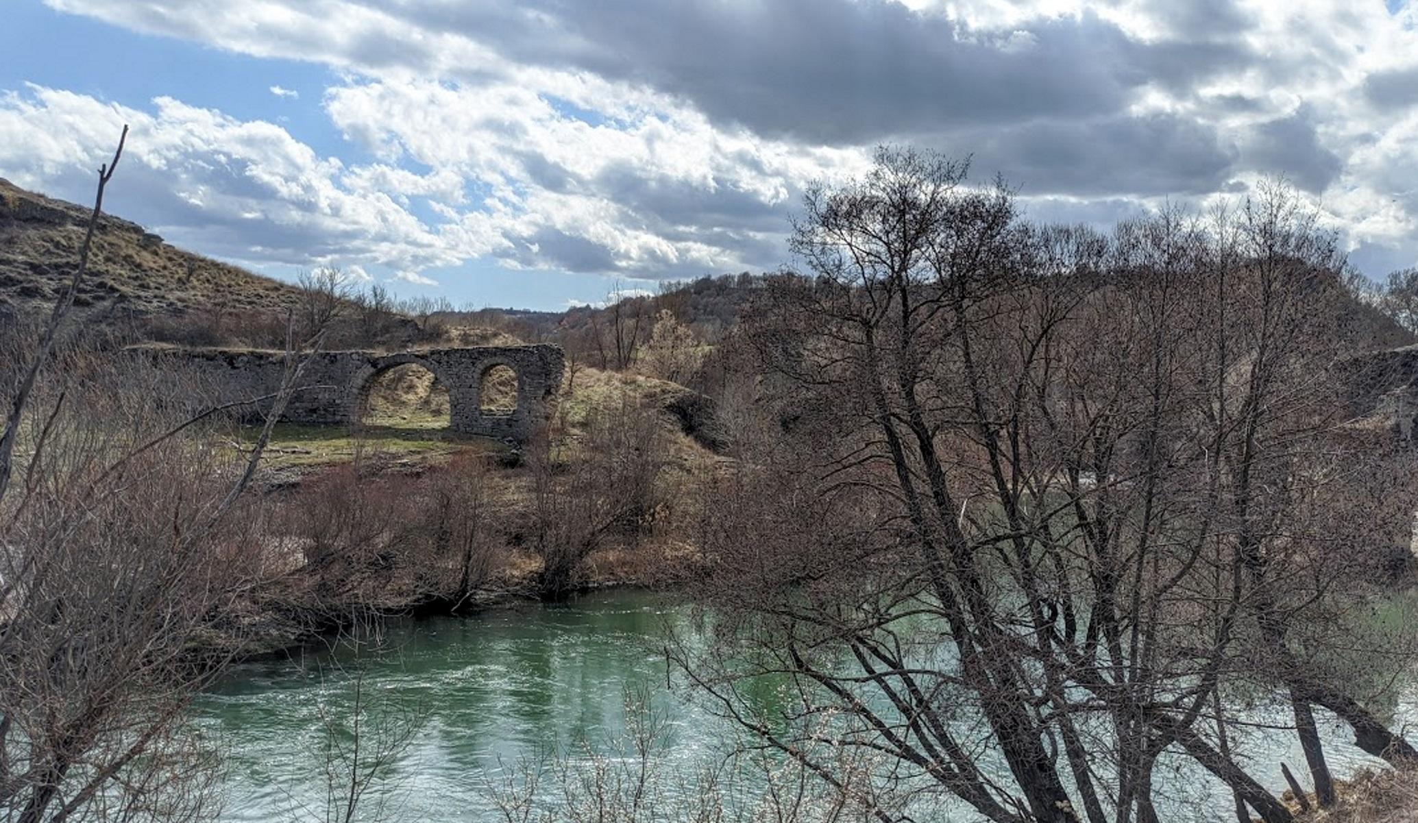 Κοζάνη: Αναστηλώνεται το ιστορικό «Γεφύρι του Πασά» – Ανατινάχθηκε στη γερμανική κατοχή