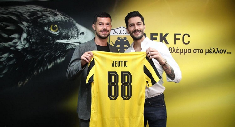Παίκτης της ΑΕΚ ο Γέβτιτς