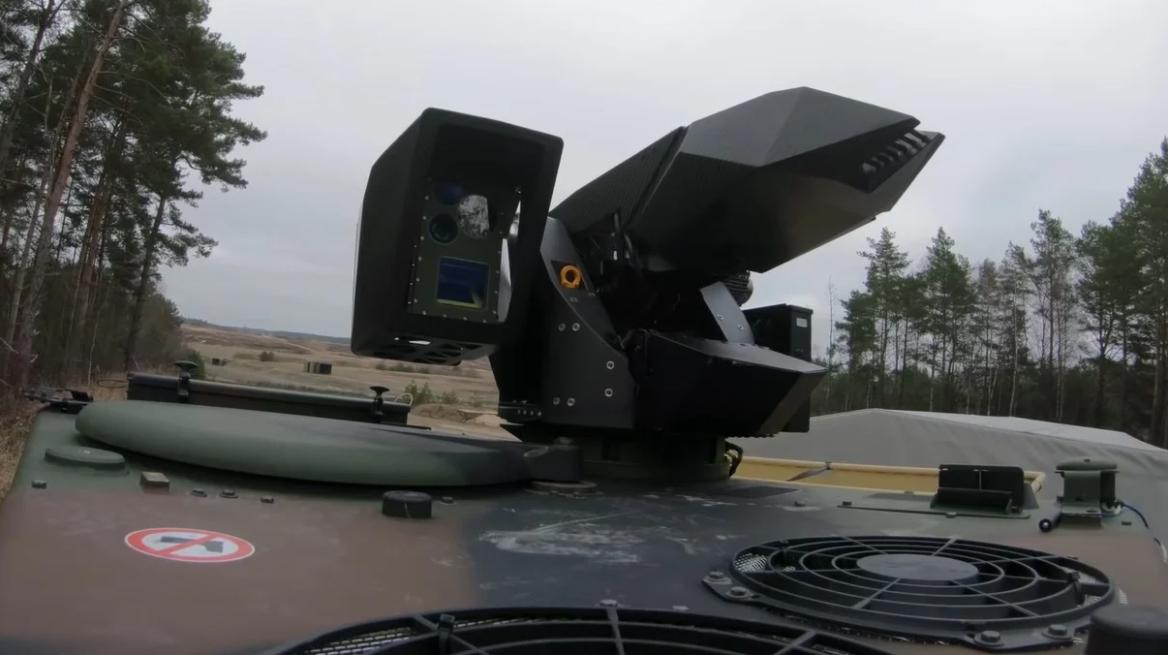 «Εικόνες από το μέλλον»: Ιδού το προηγμένο τηλεχειριζόμενο οπλικό σύστημα «Natter»