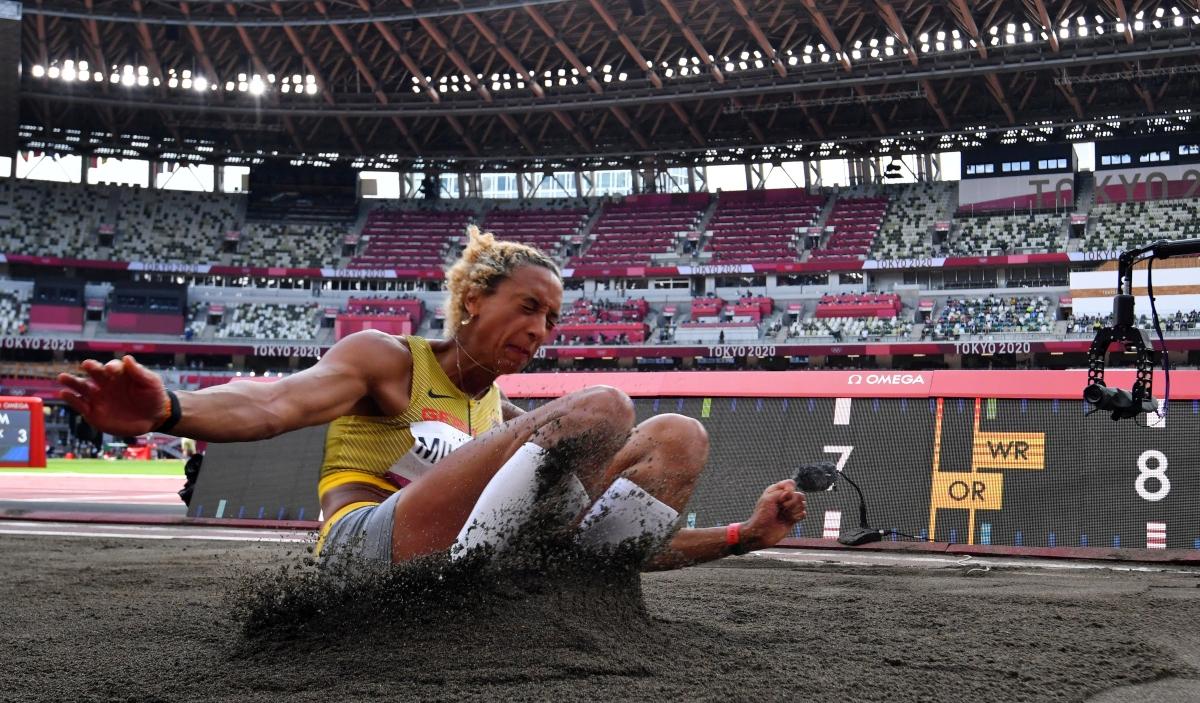 Ολυμπιακοί Αγώνες: Μιχάμπο όπως Τεντόγλου, χρυσό άλμα στην τελευταία προσπάθεια στο μήκος