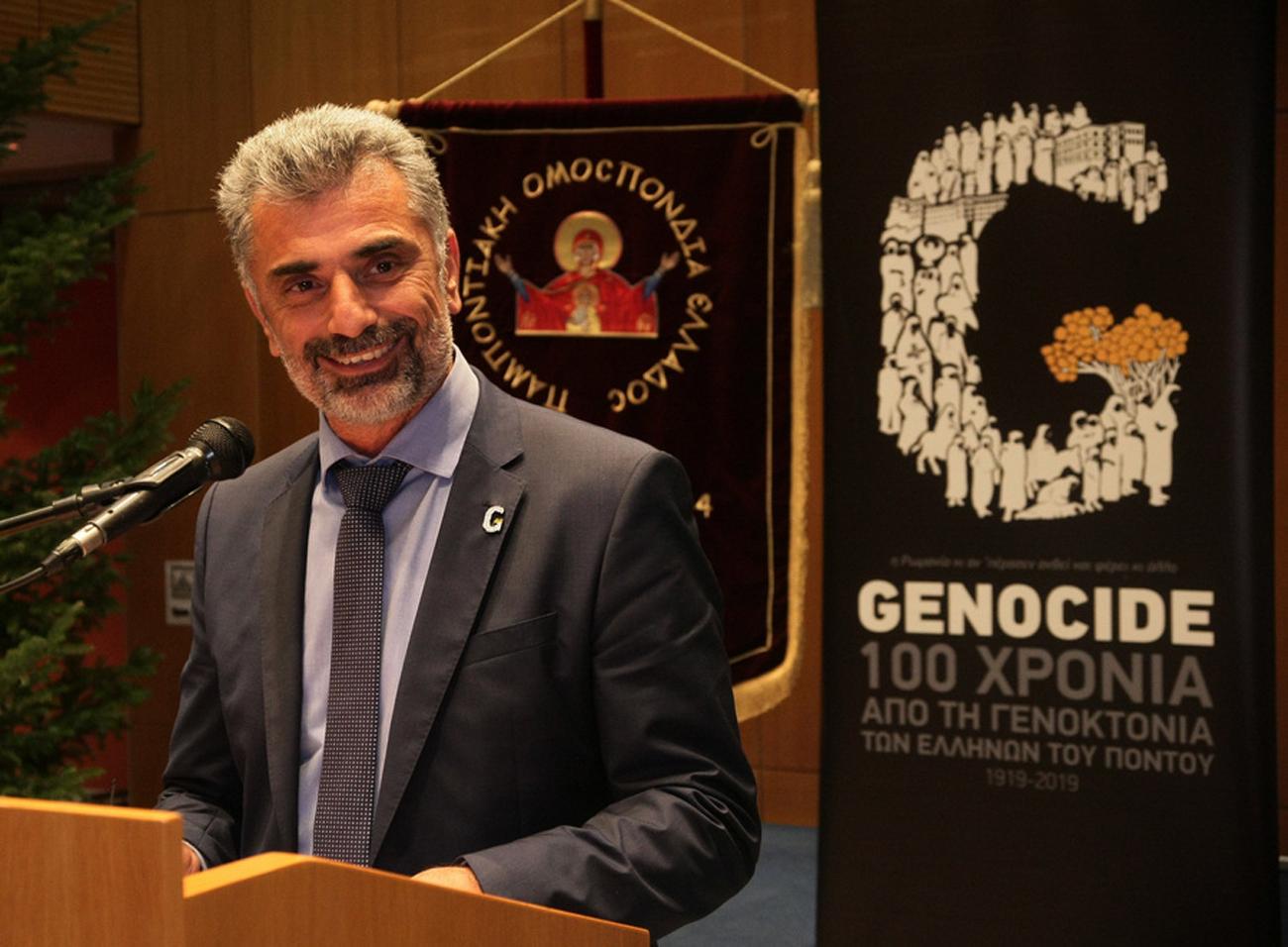 Η Τουρκία απαγόρευσε την είσοδο στον πρόεδρο της Παμποντιακής Ομοσπονδίας Ελλάδος
