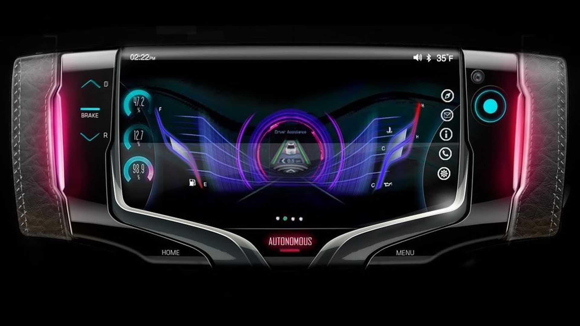 To νέο τιμόνι της General Motors είναι για αυτοκίνητο ή για βιντεοπαιχνίδια; (pics)