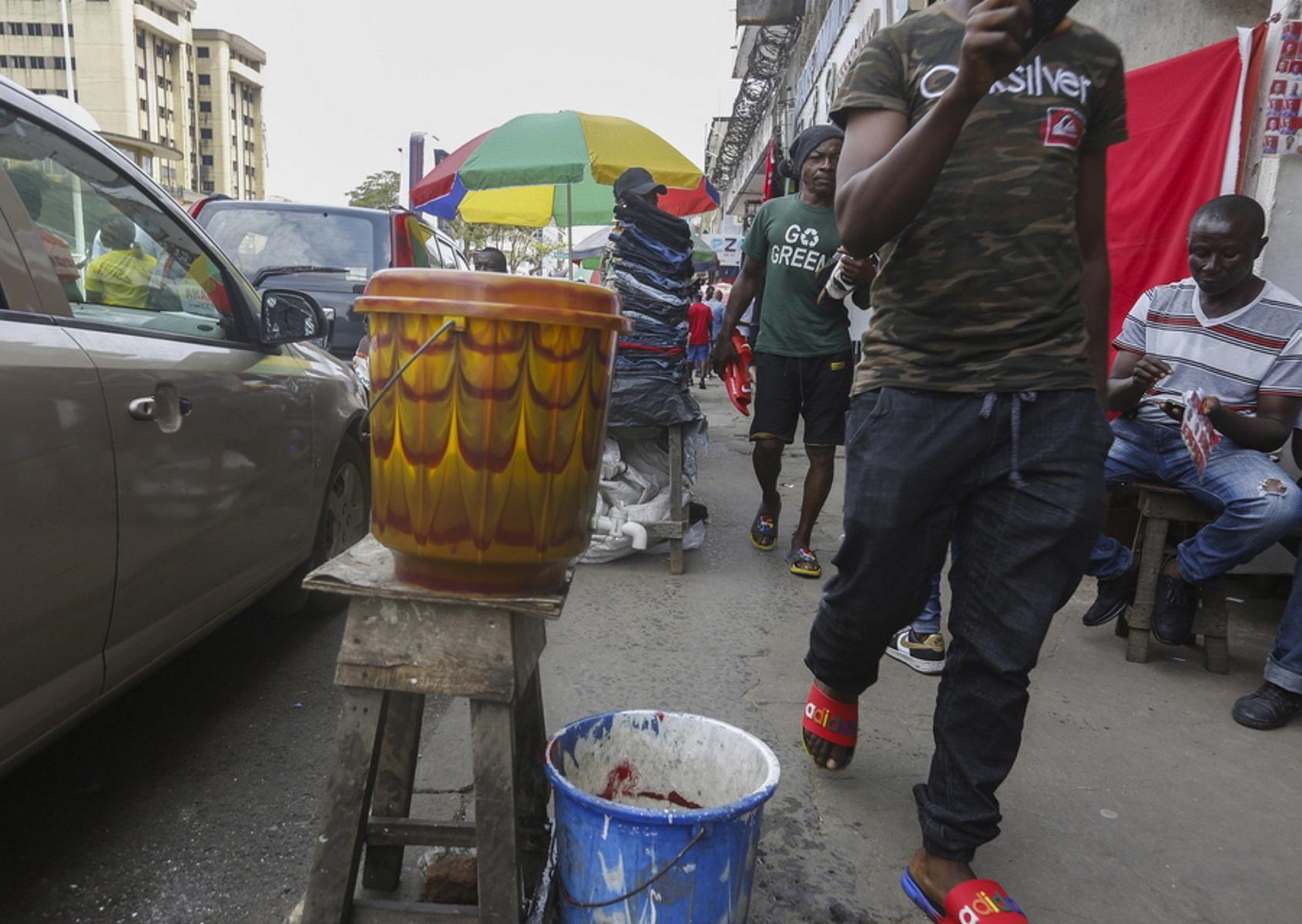 Ο μολυσματικός ιός Μάρμπουργκ «χτύπησε» τη Δυτική Αφρική