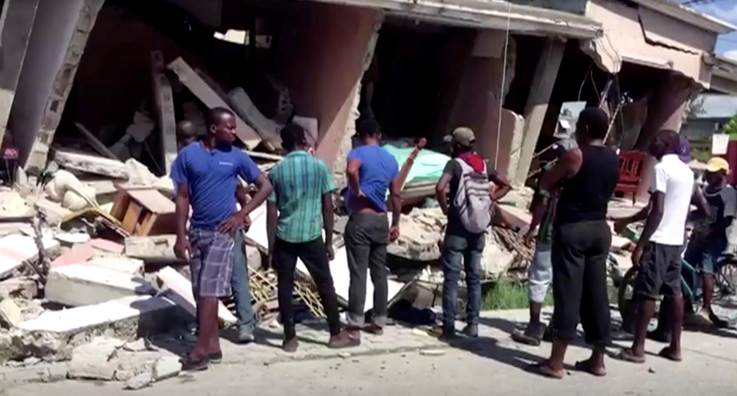 Λέκκας για σεισμό στην Αϊτή: Ενεργοποιήθηκε και πάλι το ρήγμα Enriquillo-Plantain Garden