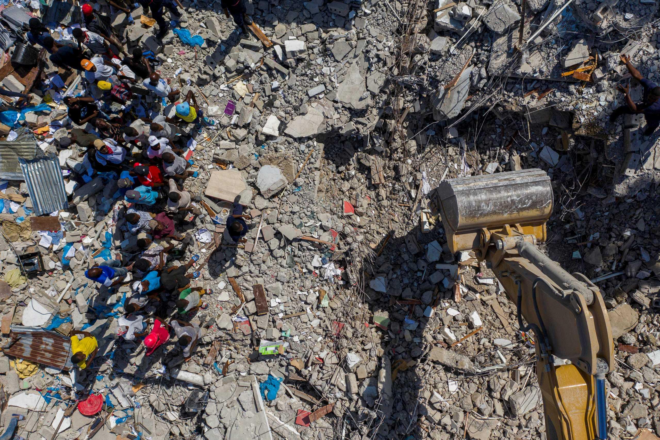 Σεισμός Αϊτή: Στους 1.419 οι νεκροί – Τουλάχιστον 37.000 σπίτια καταστράφηκαν