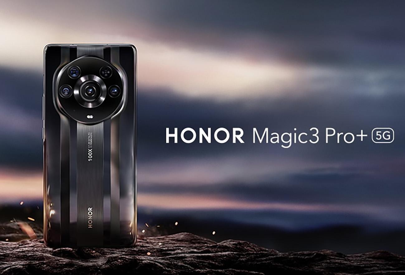HONOR Magic3: Το πρώτο κινητό τηλέφωνο στον κόσμο με κινηματογραφική κάμερα