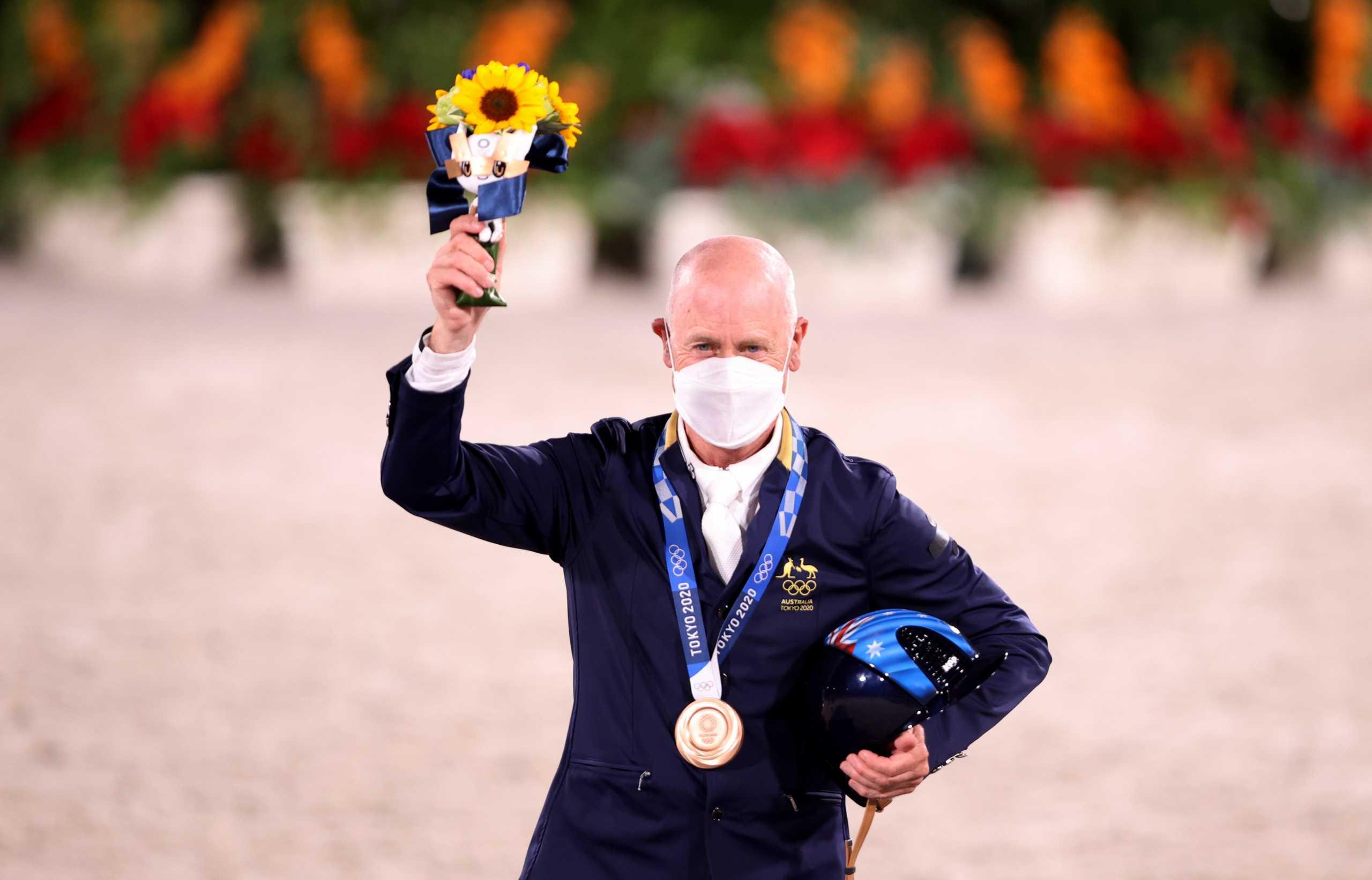 Ολυμπιακοί Αγώνες: Άντριου Χόι, ολυμπιονίκης 62 ετών