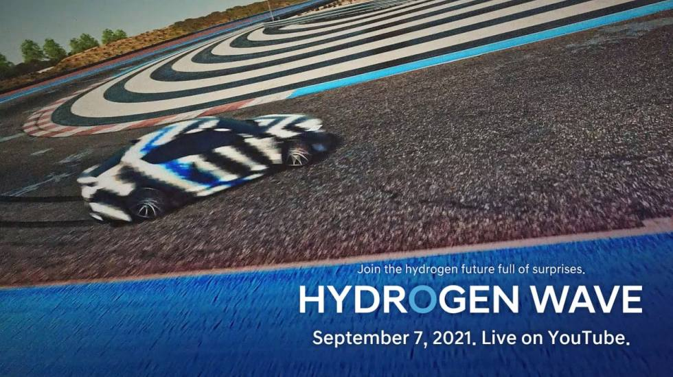 Hyundai: Ετοιμάζει σπορ μοντέλο με κυψέλες υδρογόνου! (video)