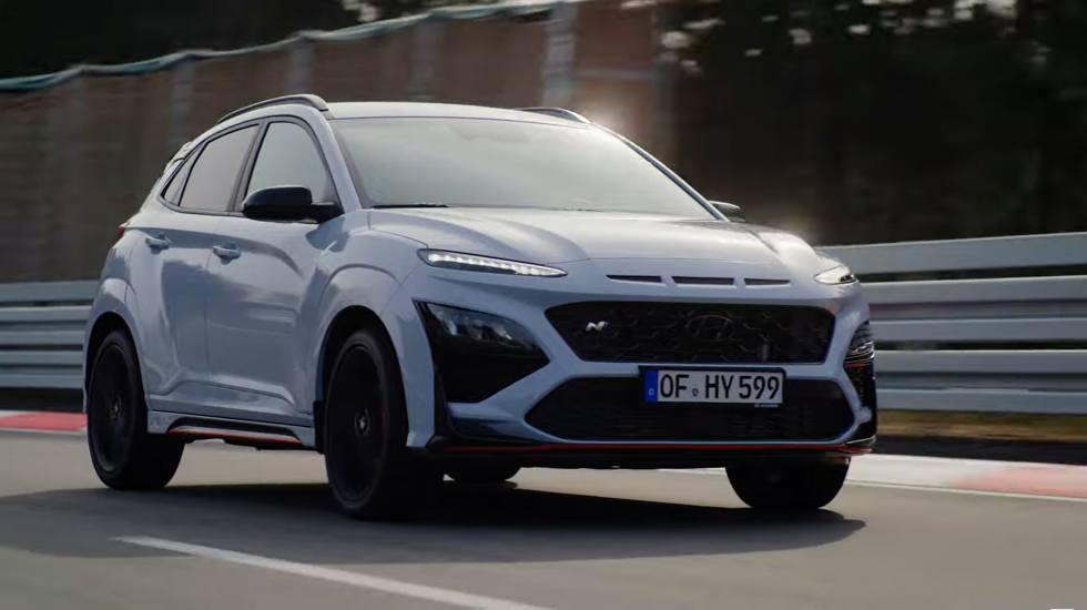 Όλα όσα πρέπει να γνωρίζετε για το νέο Hyundai Kona N (video)