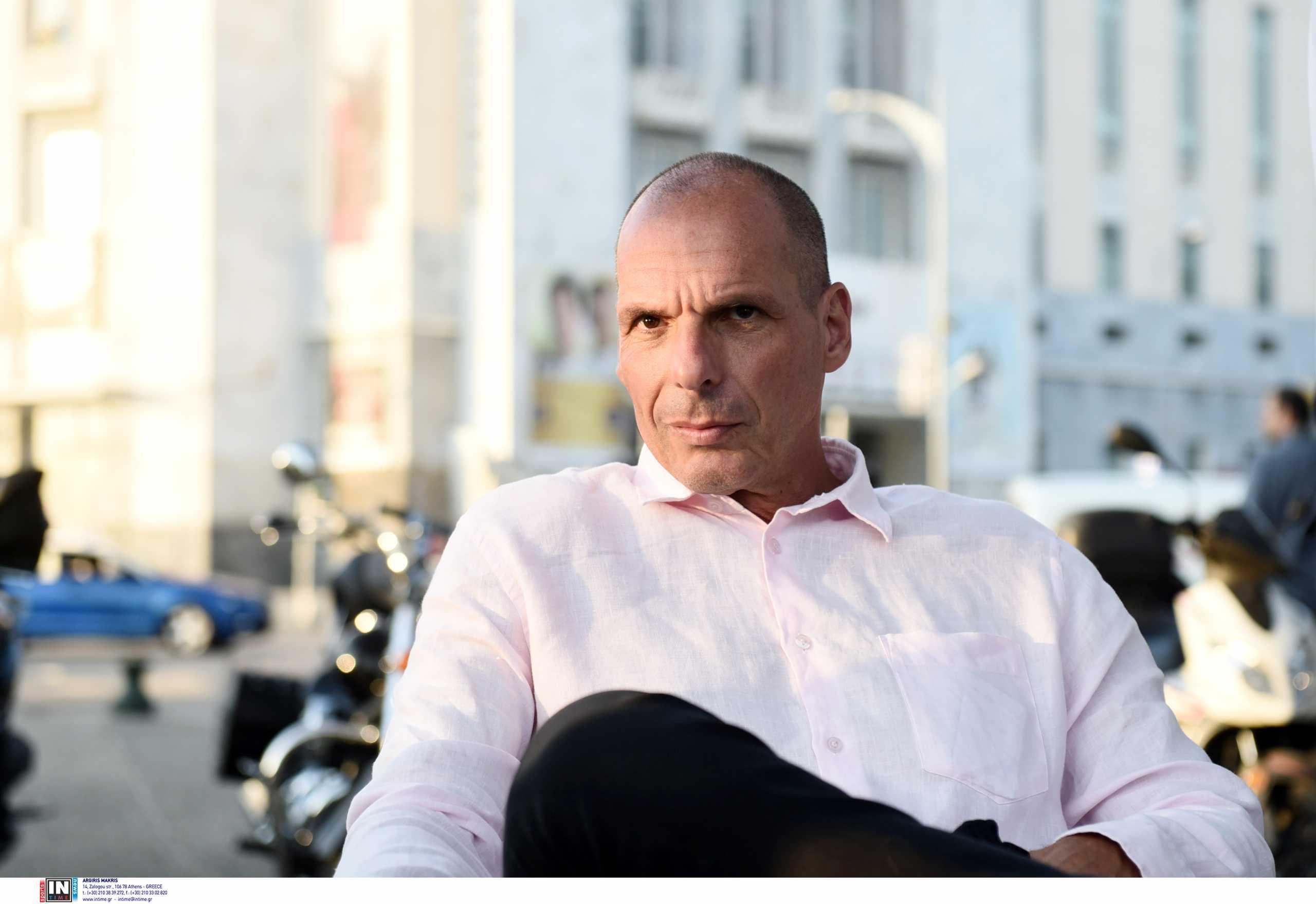 Γιάνης Βαρουφάκης:«Την ώρα που ο τόπος καίγεται το 5ο Μνημόνιο είναι ήδη εδώ»
