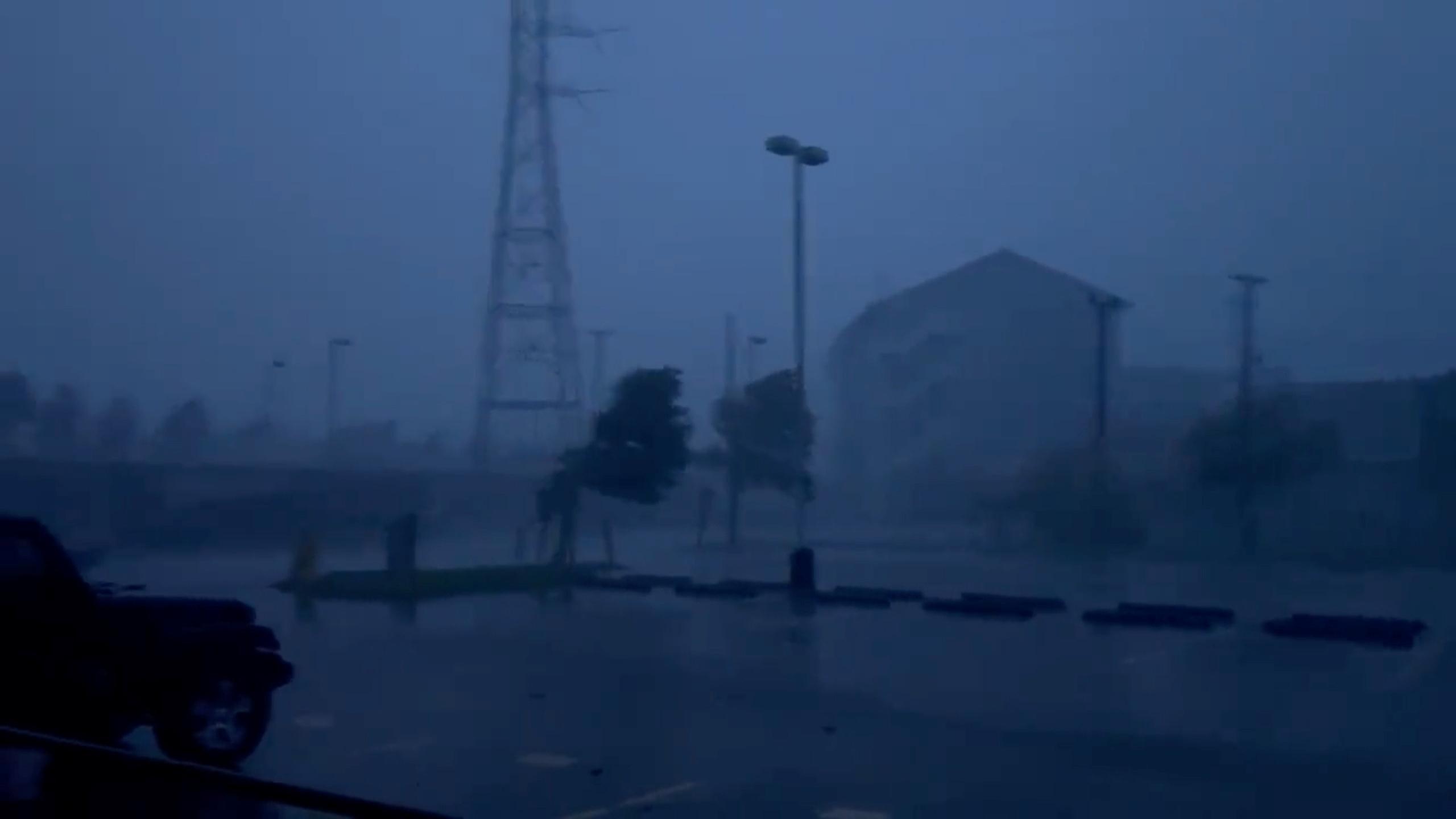 Ο τυφώνας Άιντα «χτυπά» τη Λουιζιάνα: Ένας νεκρός, χωρίς ρεύμα η Νέα Ορλεάνη