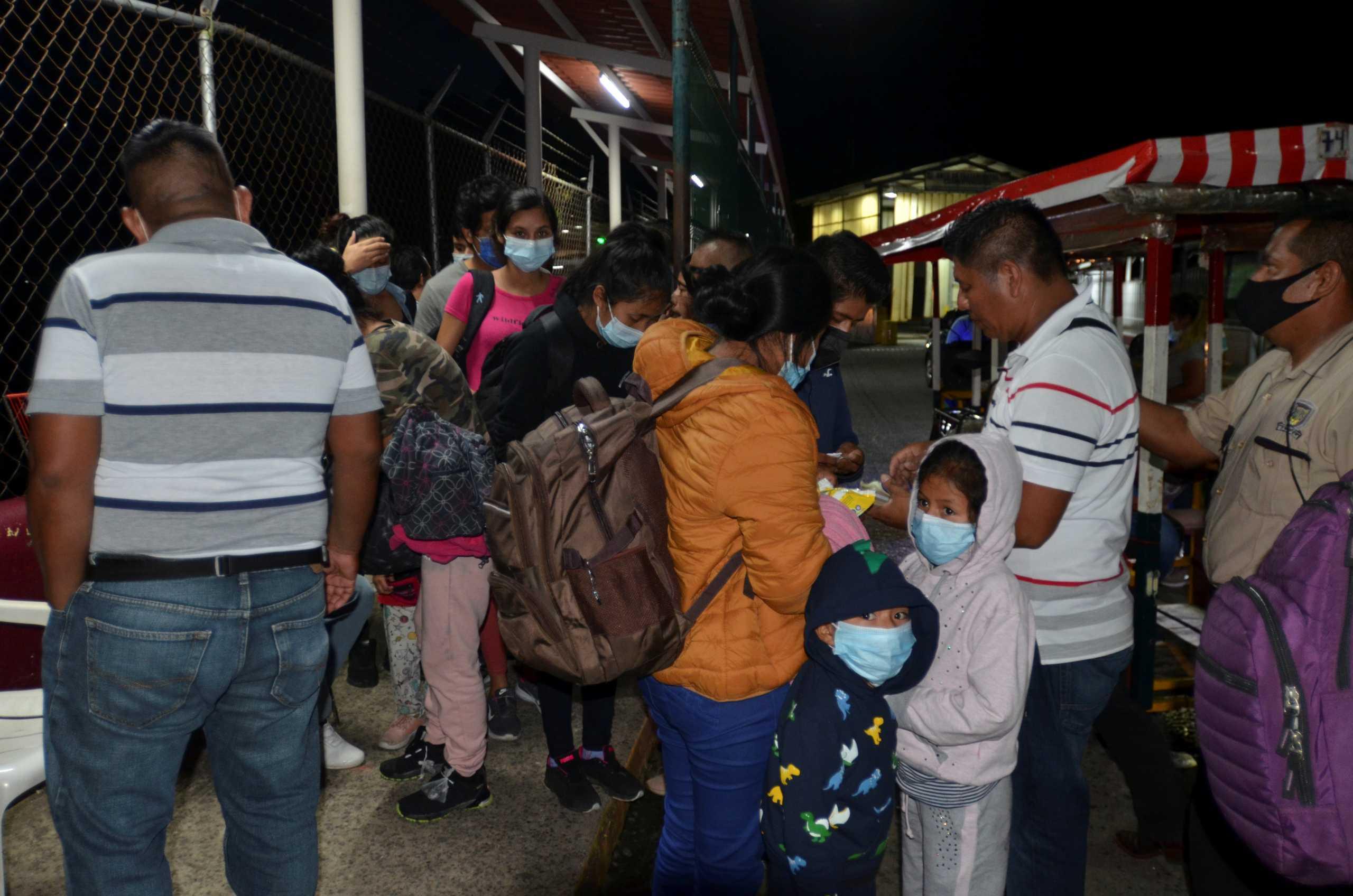 Πάνω από 200.000 μετανάστες συνελήφθησαν στα σύνορα ΗΠΑ-Μεξικού τον Ιούλιο