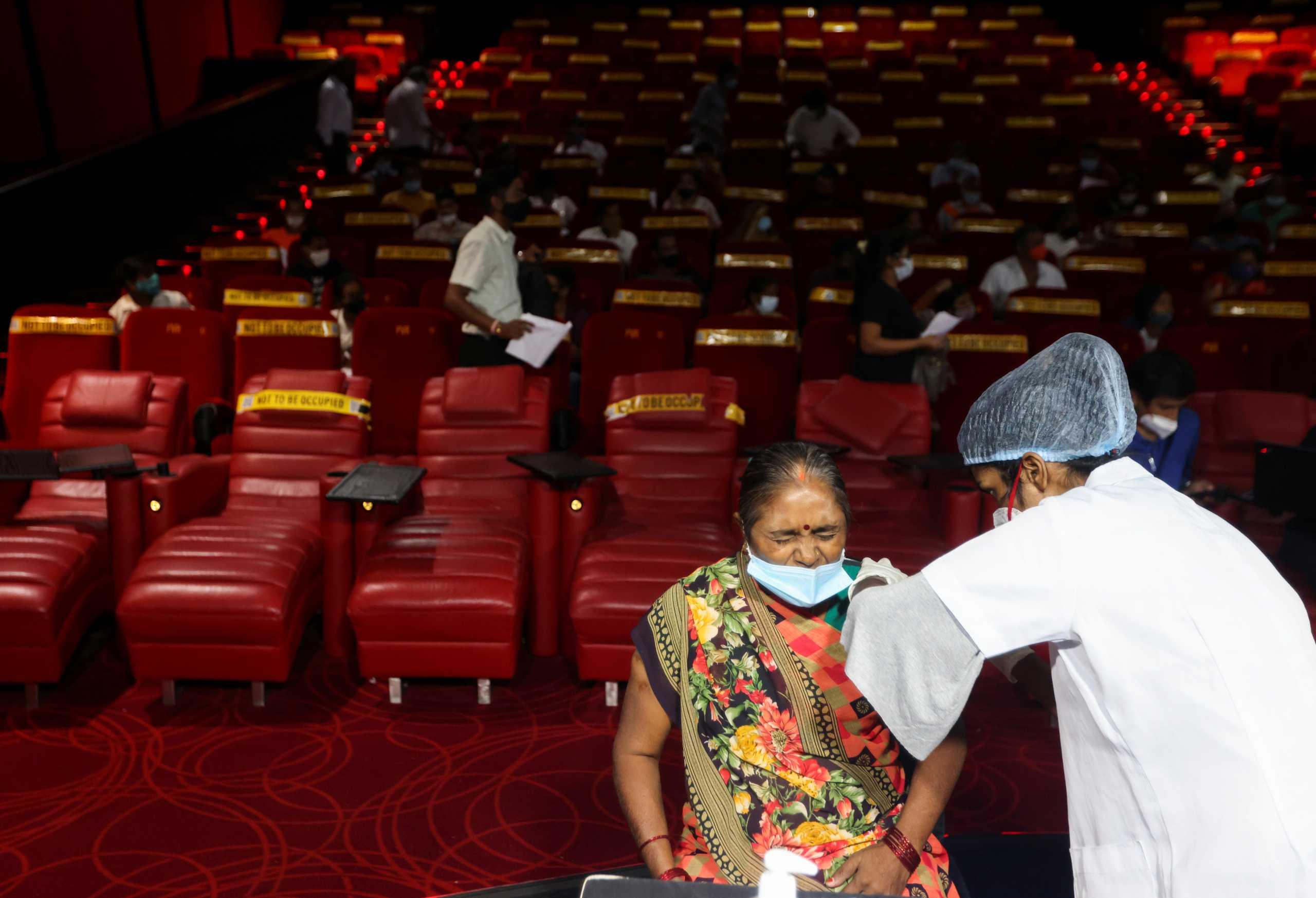 Ινδία: 25.467 κρούσματα κορονοϊού το τελευταίο 24ωρο
