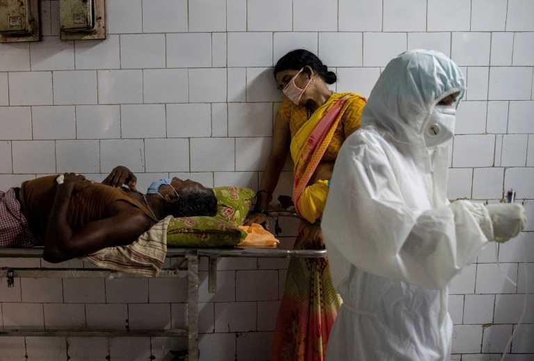 Ινδία: 561 νεκροί και σχεδόν 16.000 νέα κρούσματα κορονοϊού