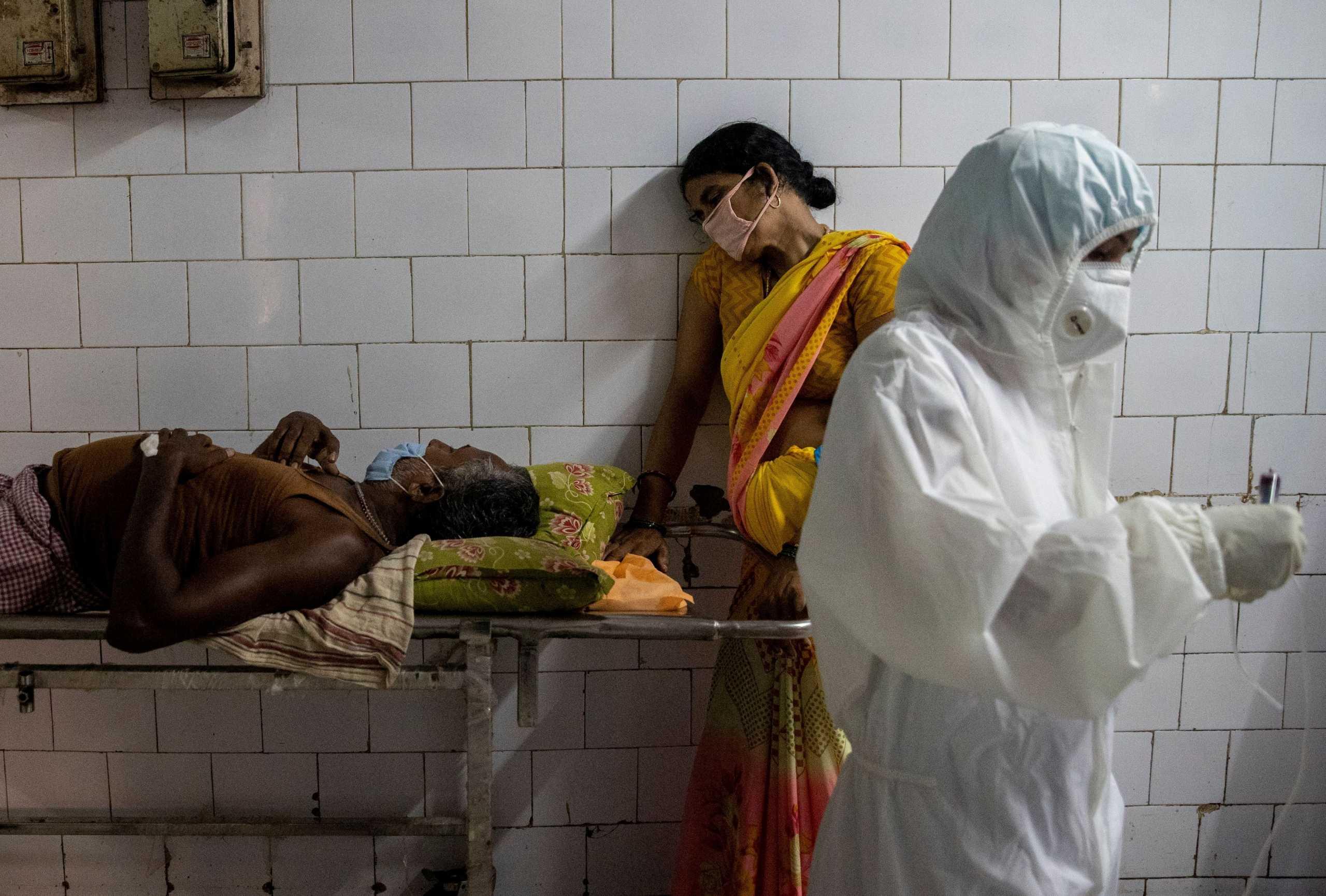 Ινδία: 447 θάνατοι από κορονοϊό και 35.499 κρούσματα σε ένα 24ωρο