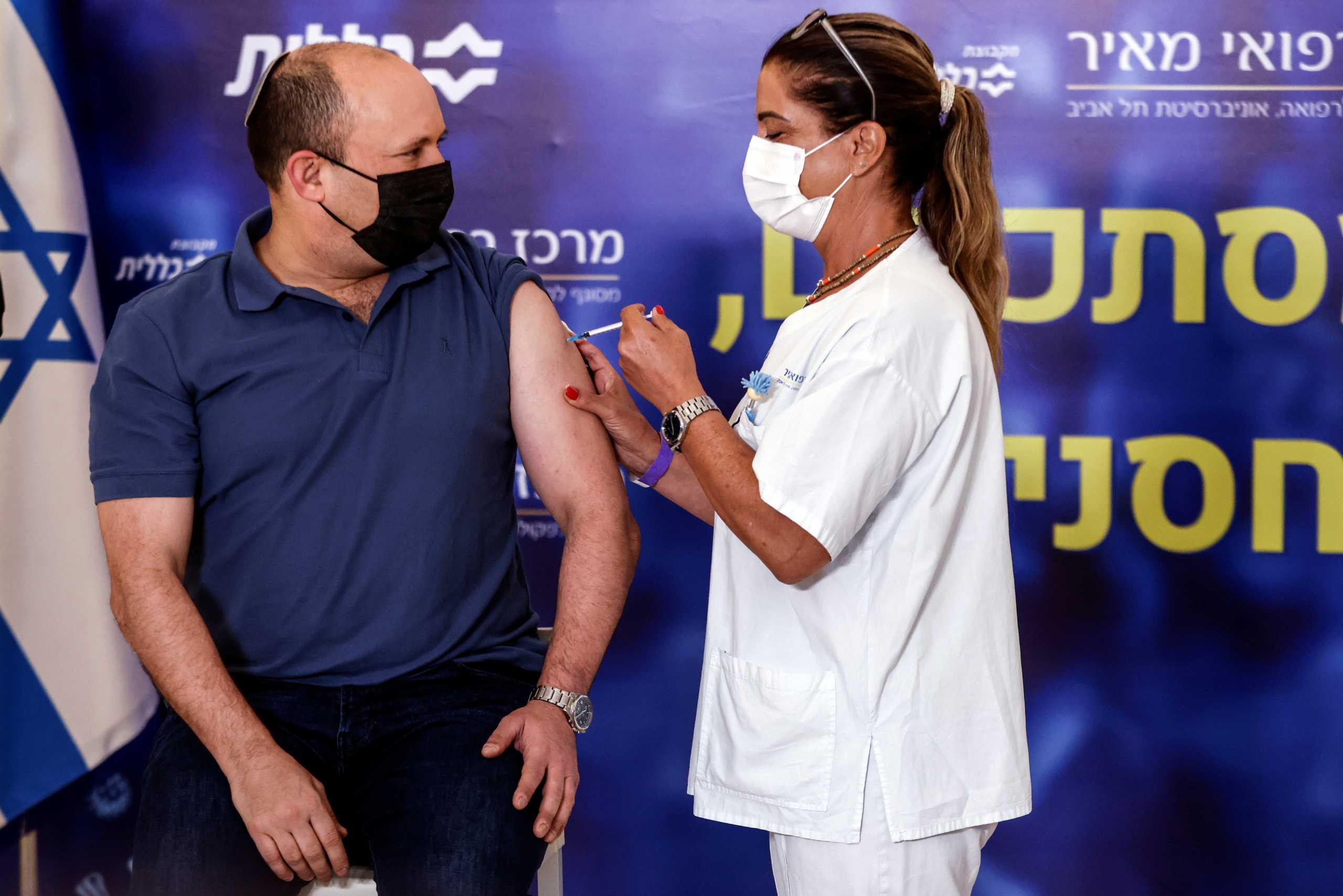 Ισραήλ – κορονοϊός: Με αρνητικό rapid test στις τάξεις οι ανεμβολίαστοι εκπαιδευτικοί