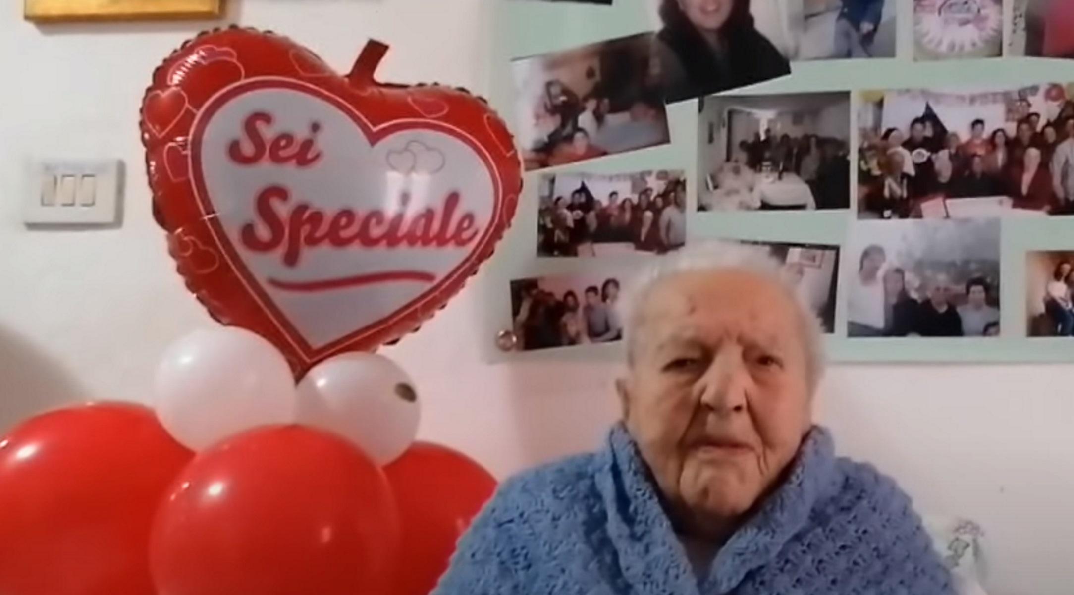 Ιταλία: Πέθανε στα 112 ο πιο ηλικιωμένος άνθρωπος της χώρας