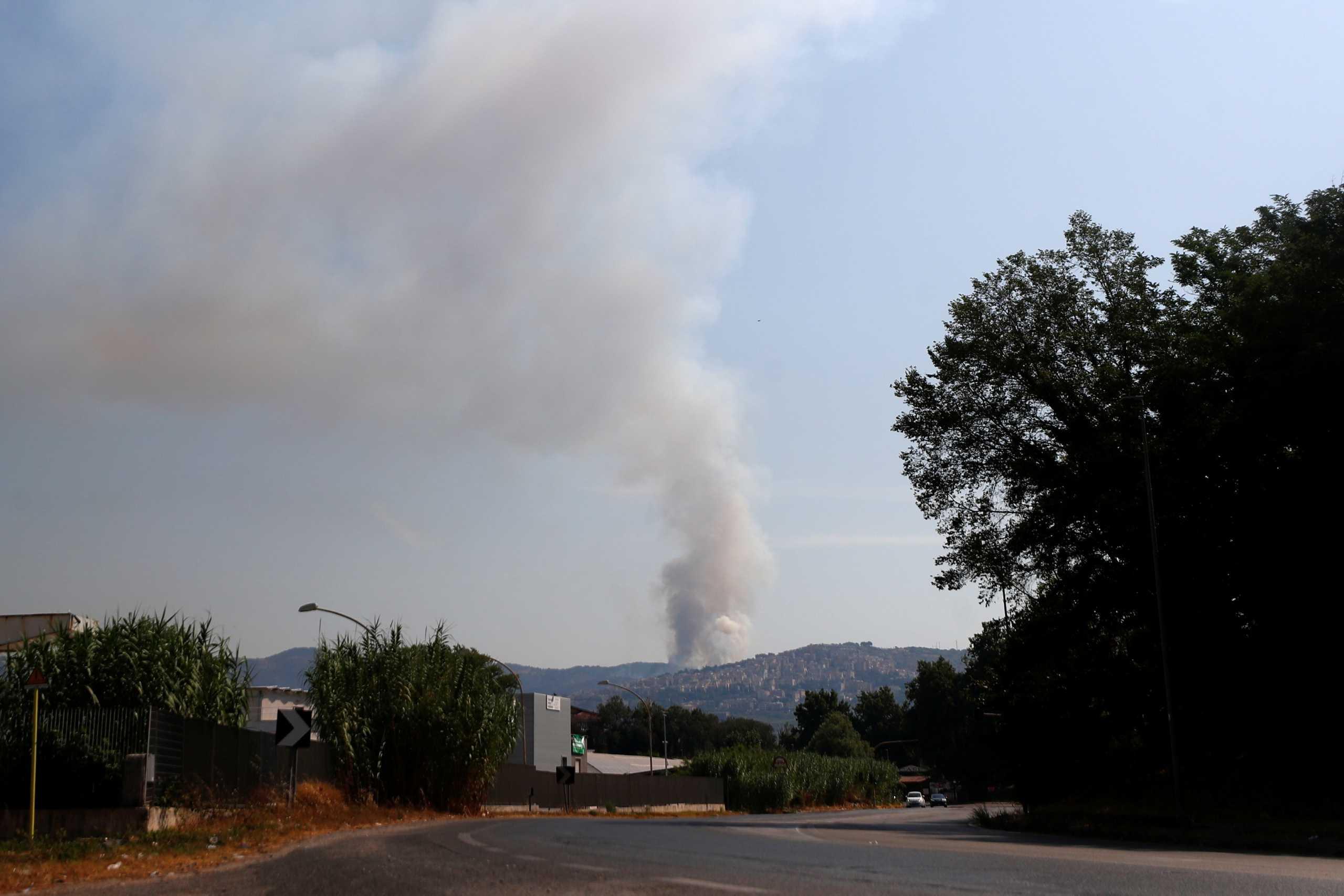 Ιταλία: Έβαζαν φωτιές για να δημιουργήσουν βοσκοτόπια