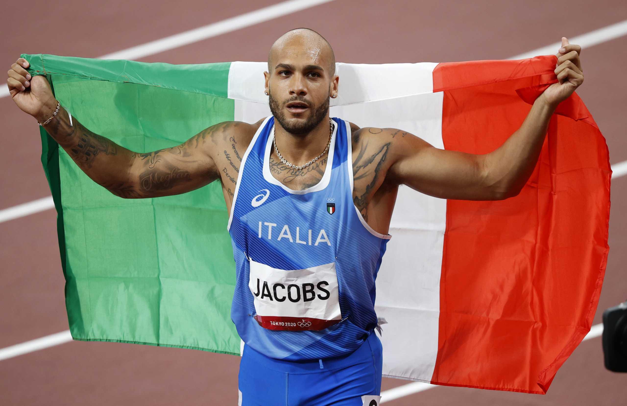 Ολυμπιακοί Αγώνες: Σημαιοφόρος της Ιταλίας ο Τζέικομπς στην τελετή λήξης