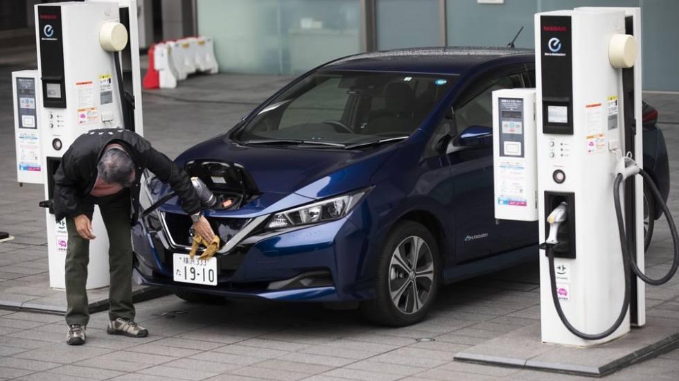 «Σαπίζουν» οι φορτιστές ηλεκτρικών οχημάτων στην Ιαπωνία!