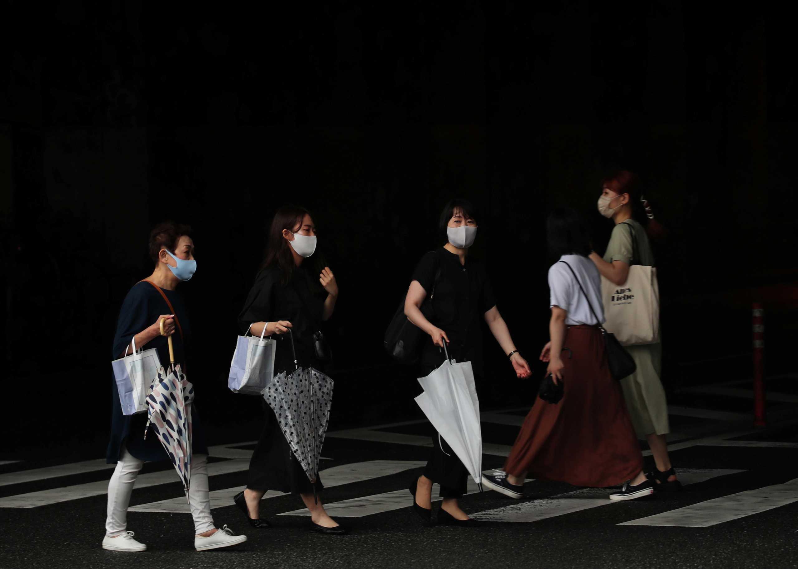 Ιαπωνία – Κορονοϊός: Προς παράταση η κατάσταση έκτακτης ανάγκης