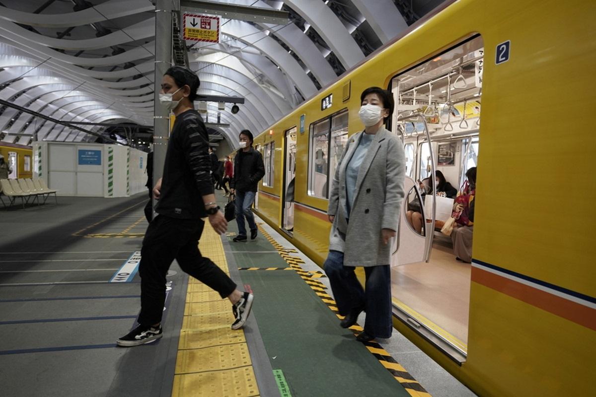 Ιαπωνία: Επίθεση με οξύ στο μετρό του Τόκιο