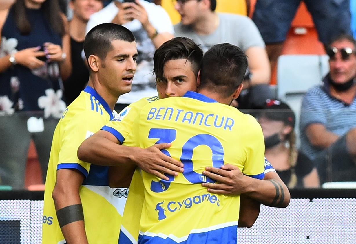 Γιουβέντους: Η Ντιμπάλα επέστρεψε με αδιανόητο γκολ