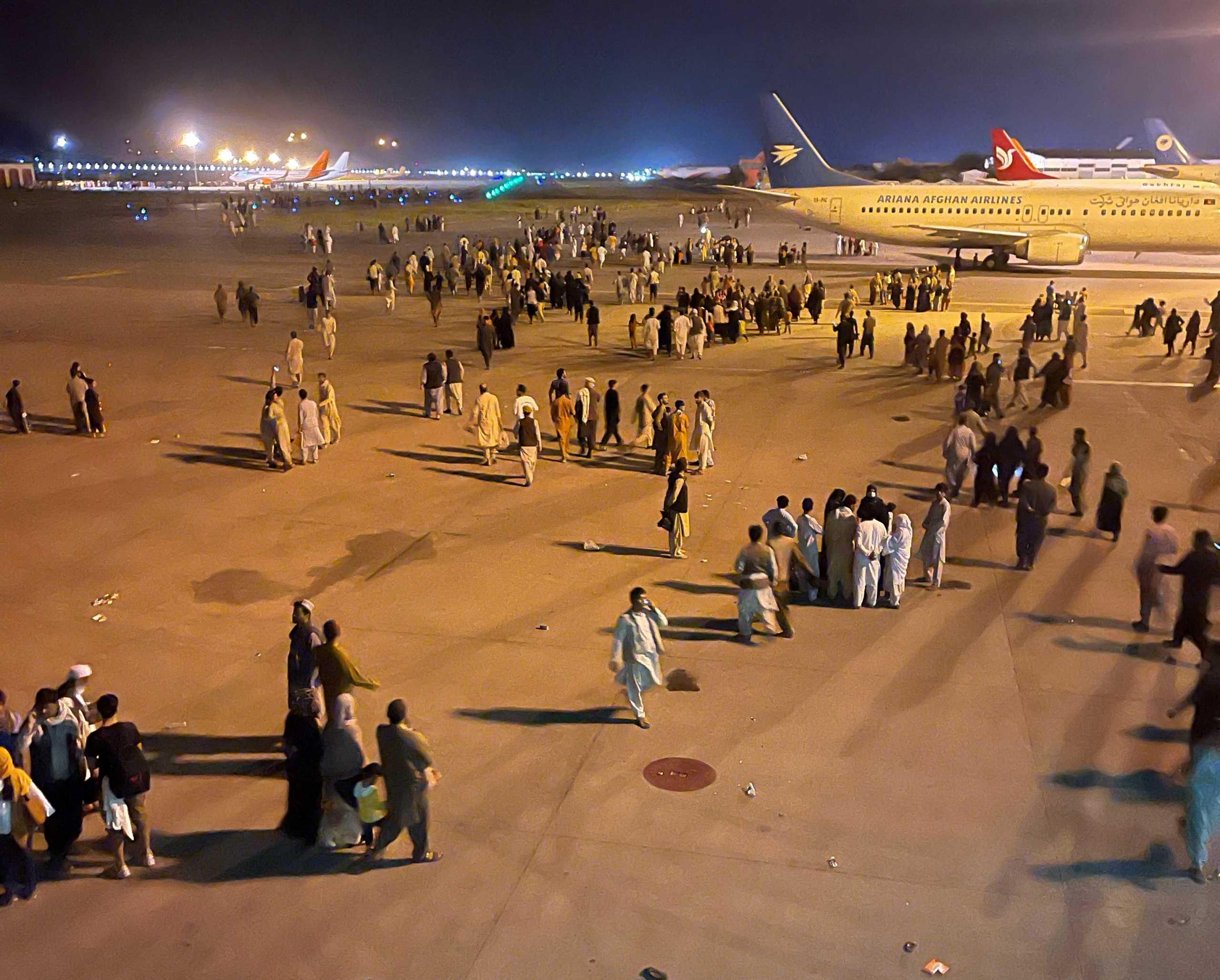 Αφγανιστάν: ΗΠΑ και Γερμανία συστήνουν στους πολίτες τους να αποφύγουν την μετακίνηση προς το αεροδρόμιο