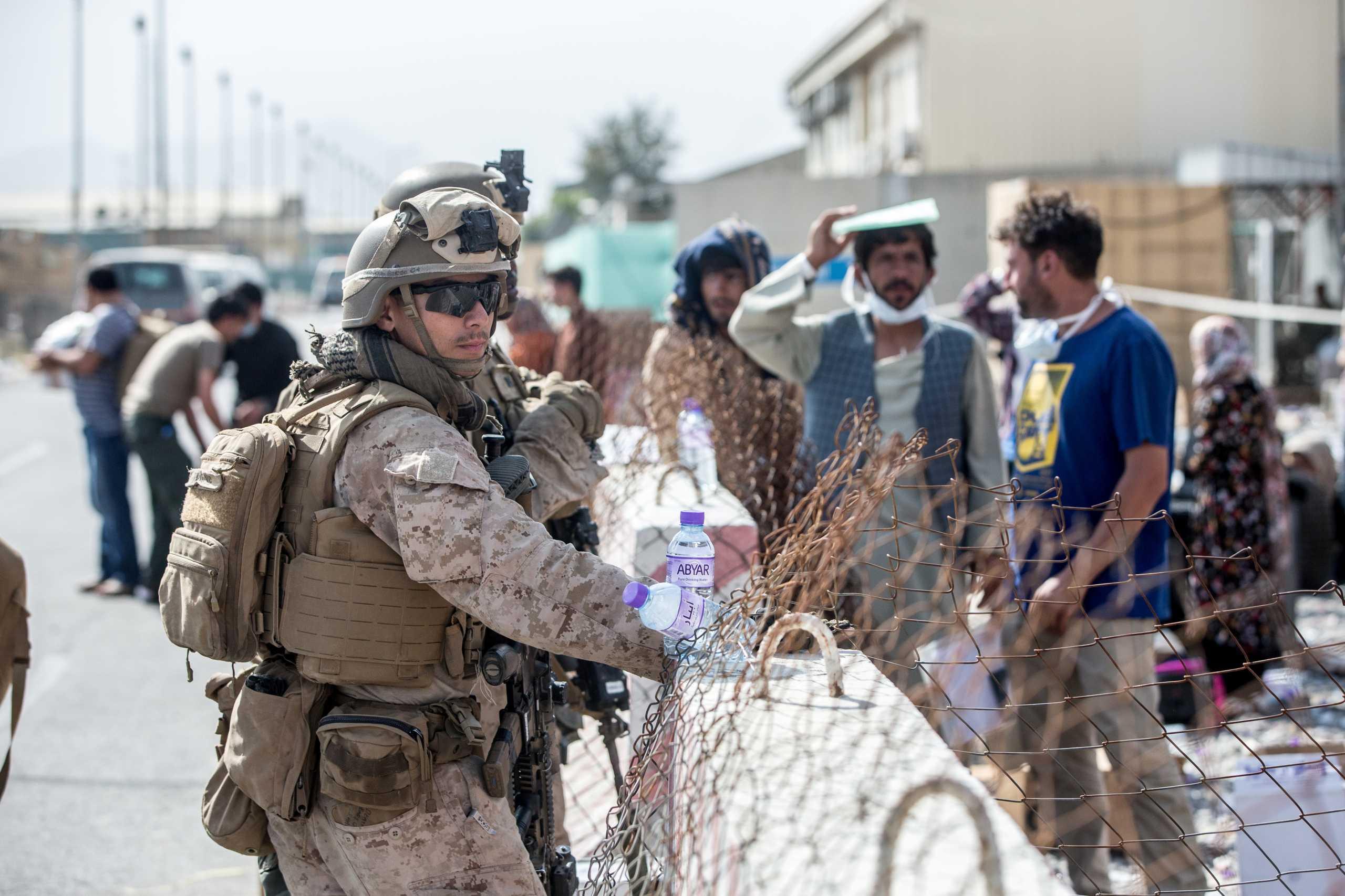 Αφγανιστάν: Δεν έχει ζητηθεί παράταση για αποχώρηση των ξένων δυνάμεων λένε οι Ταλιμπάν