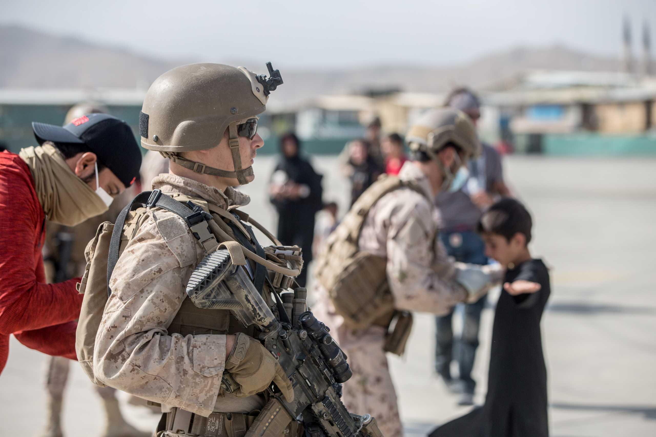 Επίθεση στην Καμπούλ: Η πιο πολύνεκρη για τον στρατό των ΗΠΑ από το 2011