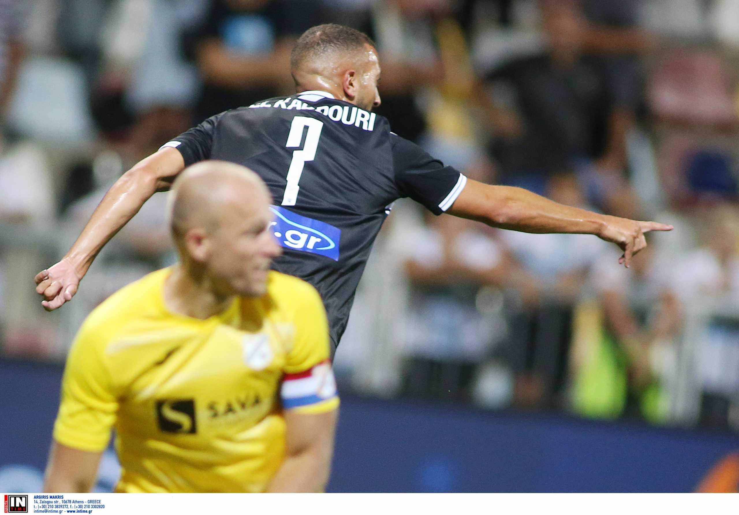 Ριέκα – ΠΑΟΚ: Το γκολ του Ελ Καντουρί που πάγωσε τους Κροάτες