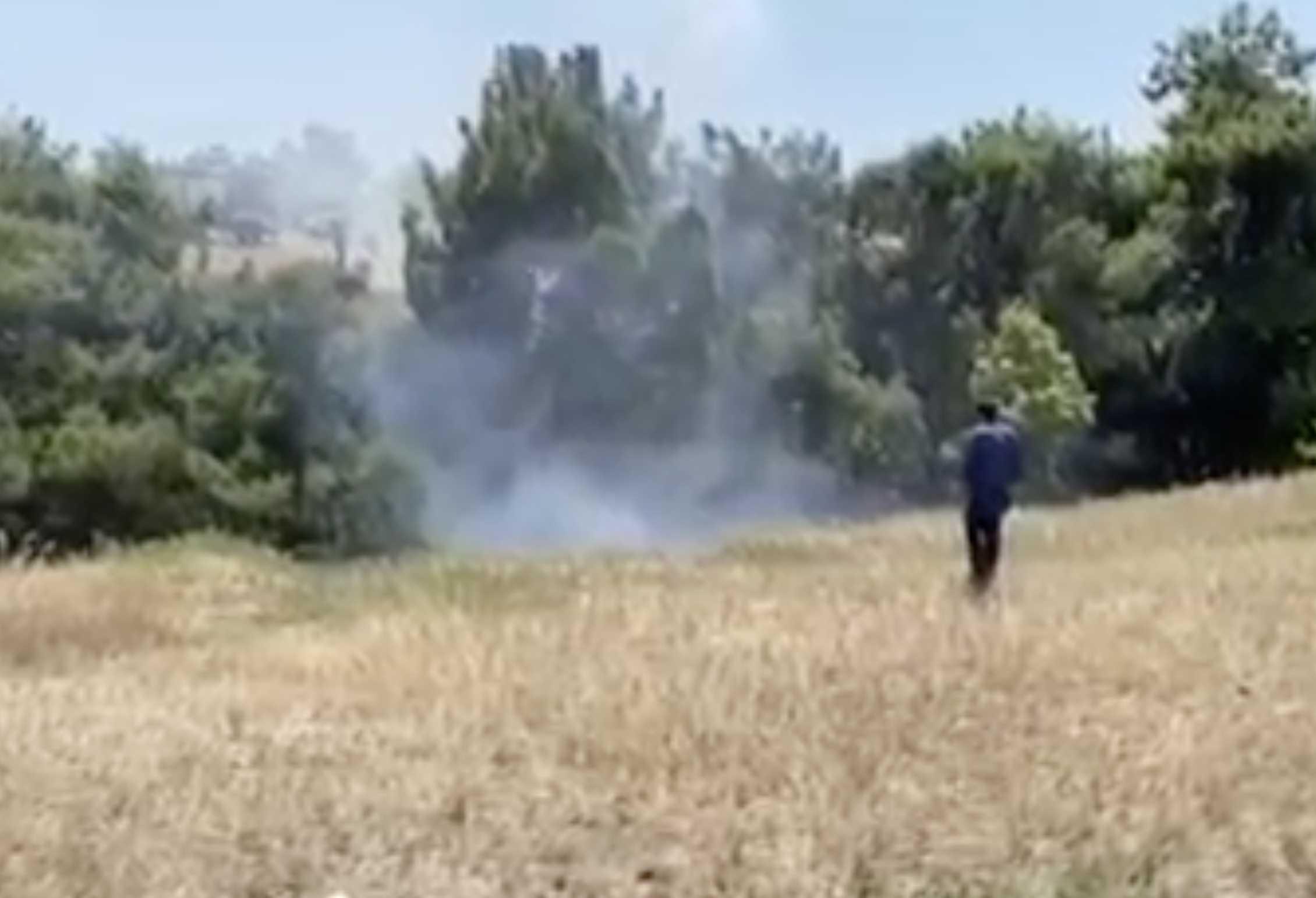 Απόπειρα εμπρησμού στο στρατόπεδο Κόρδα καταγγέλλει ο Δήμαρχος Καλαμαριάς