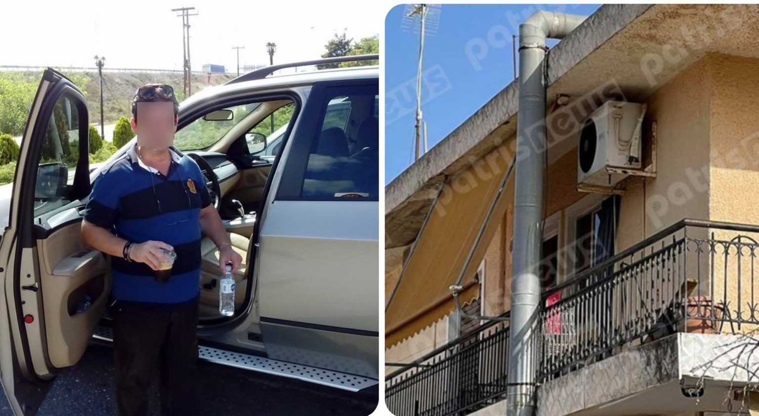 Ηλεία: Χειροπέδες σε 47χρονο για τη δολοφονία του 60χρονου ταξιτζή