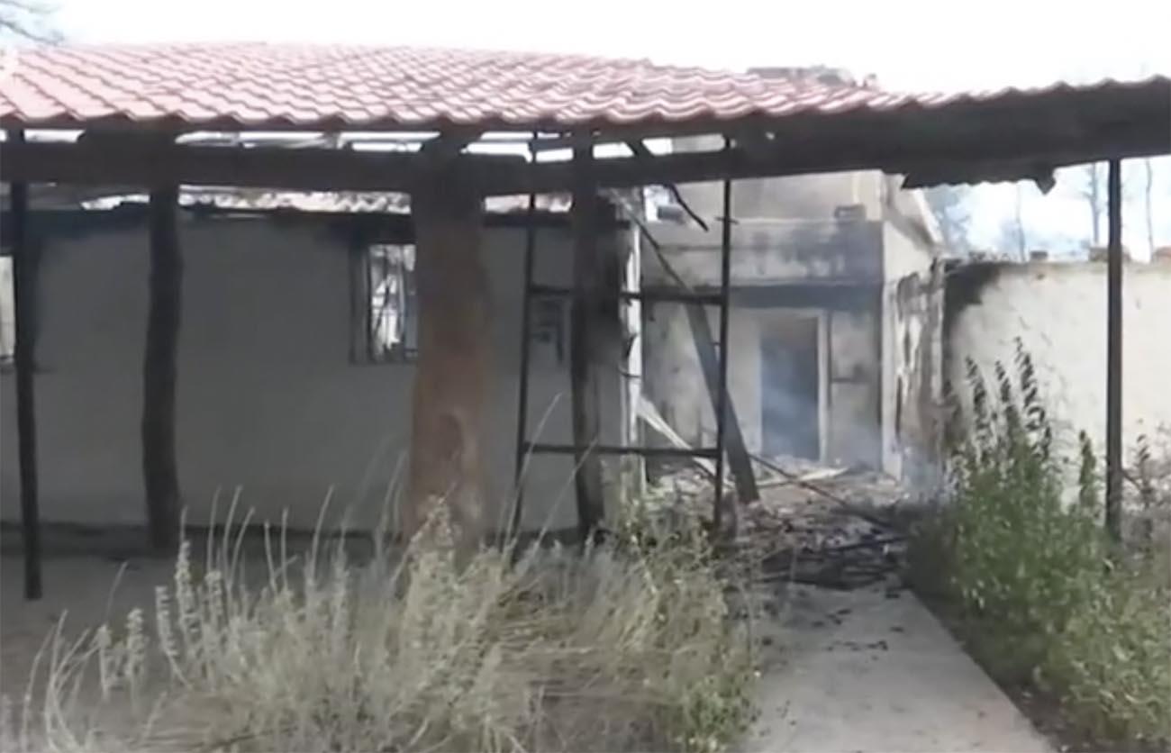 Κώστας Χατζής για τη φωτιά στην Εύβοια: Η στιγμή που έμαθε ότι το σπίτι του έγινε στάχτη
