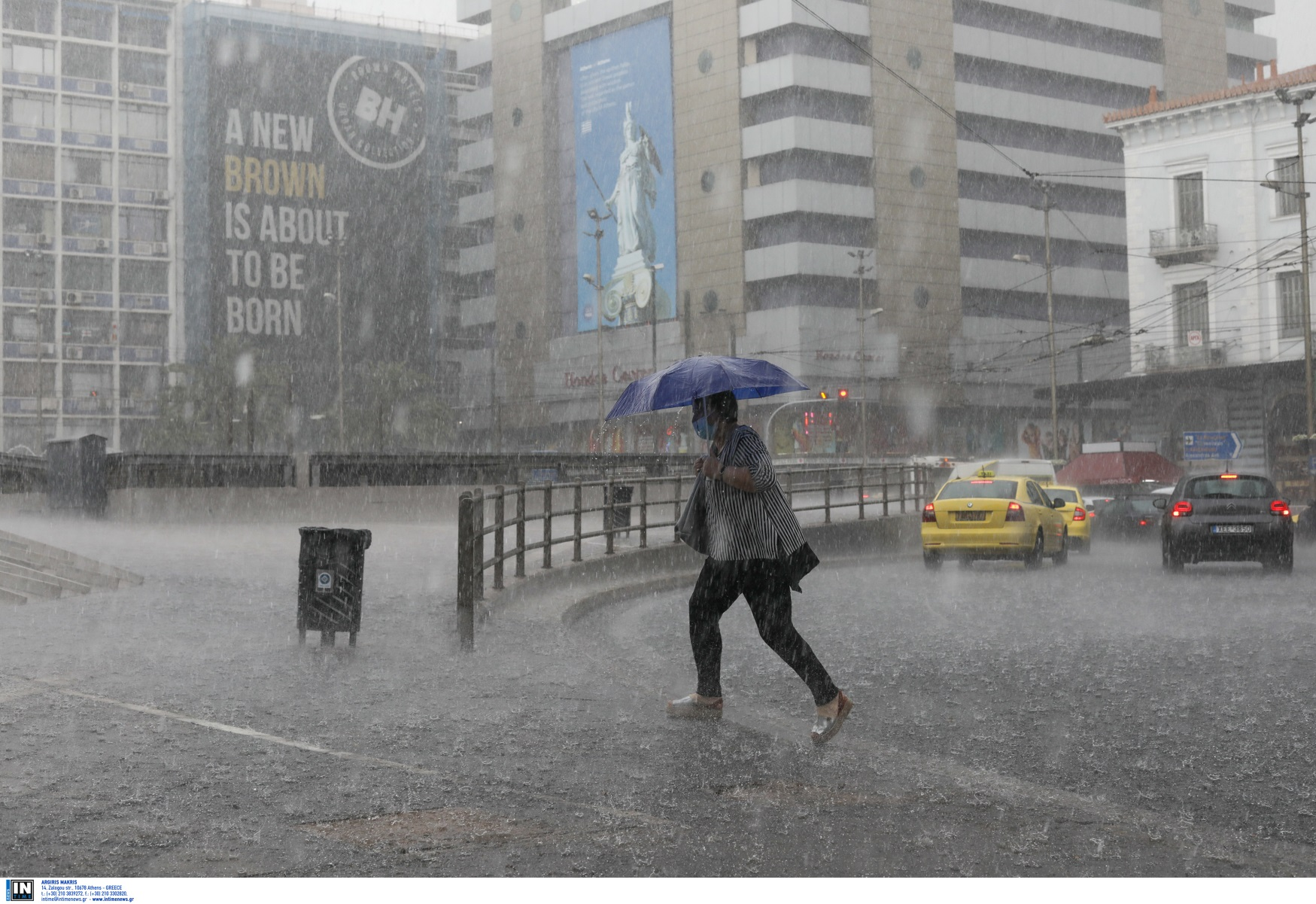 Καιρός σήμερα: Ο καύσωνας φεύγει και έρχονται βροχές και καταιγίδες