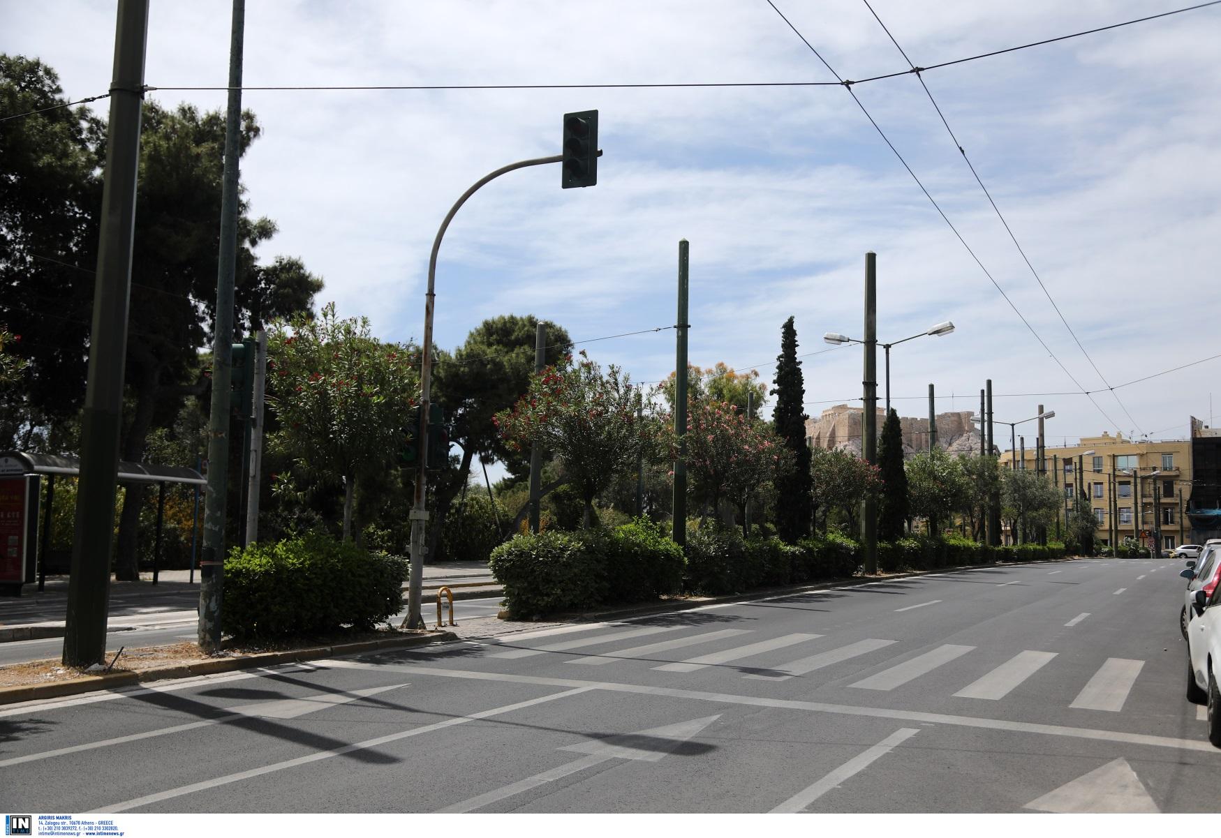 Κυκλοφοριακές ρυθμίσεις στο κέντρο της Αθήνας – Τι αλλάζει στα δρομολόγια του Τραμ