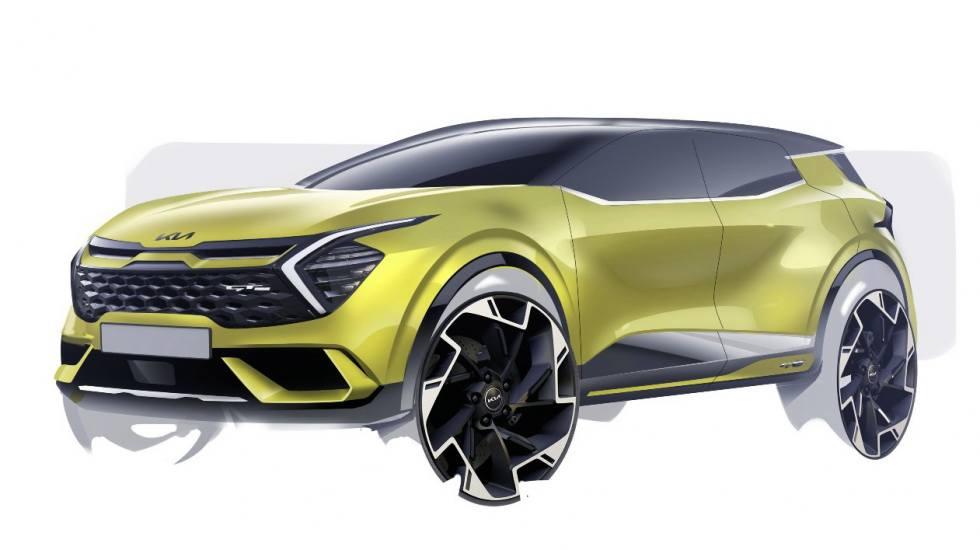 Ξεχωριστό «ευρωπαϊκό» μοντέλο για τη νέα γενιά του Kia Sportage