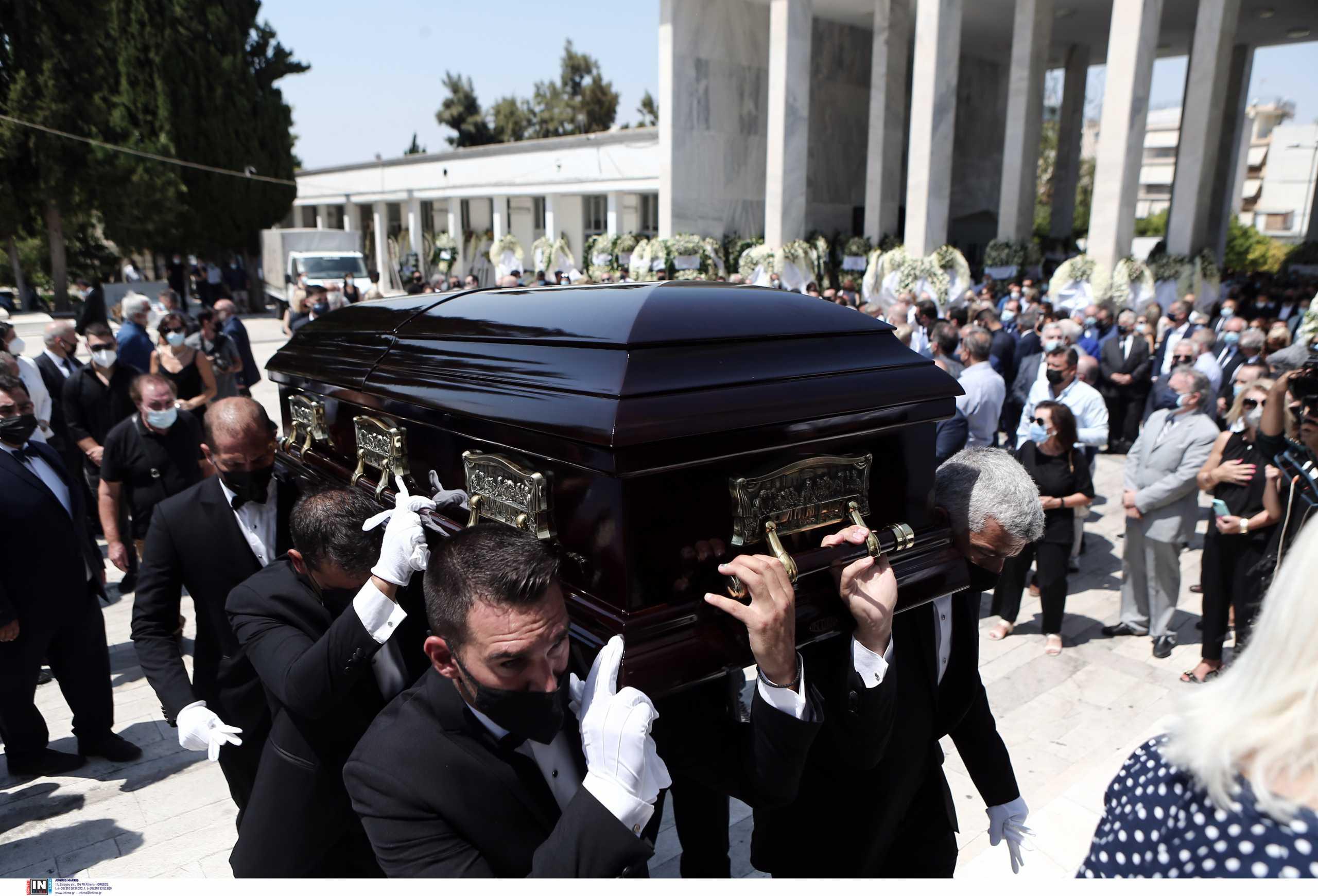 Κωνσταντίνος Μίχαλος: Στο Α' Νεκροταφείο Αθηνών η κηδεία του