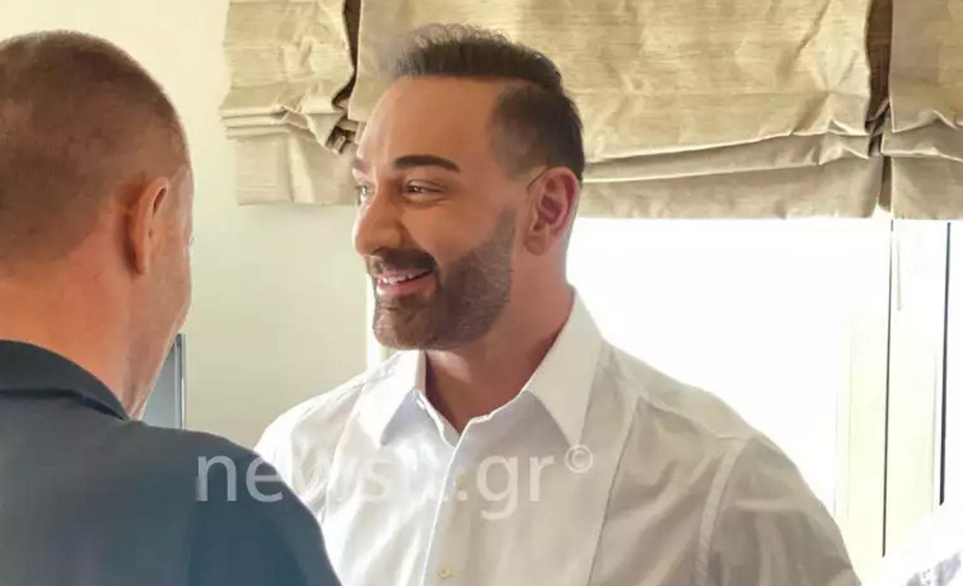 Just the 2 of Us: «Τρυπώσαμε» στα γυρίσματα του τρέιλερ
